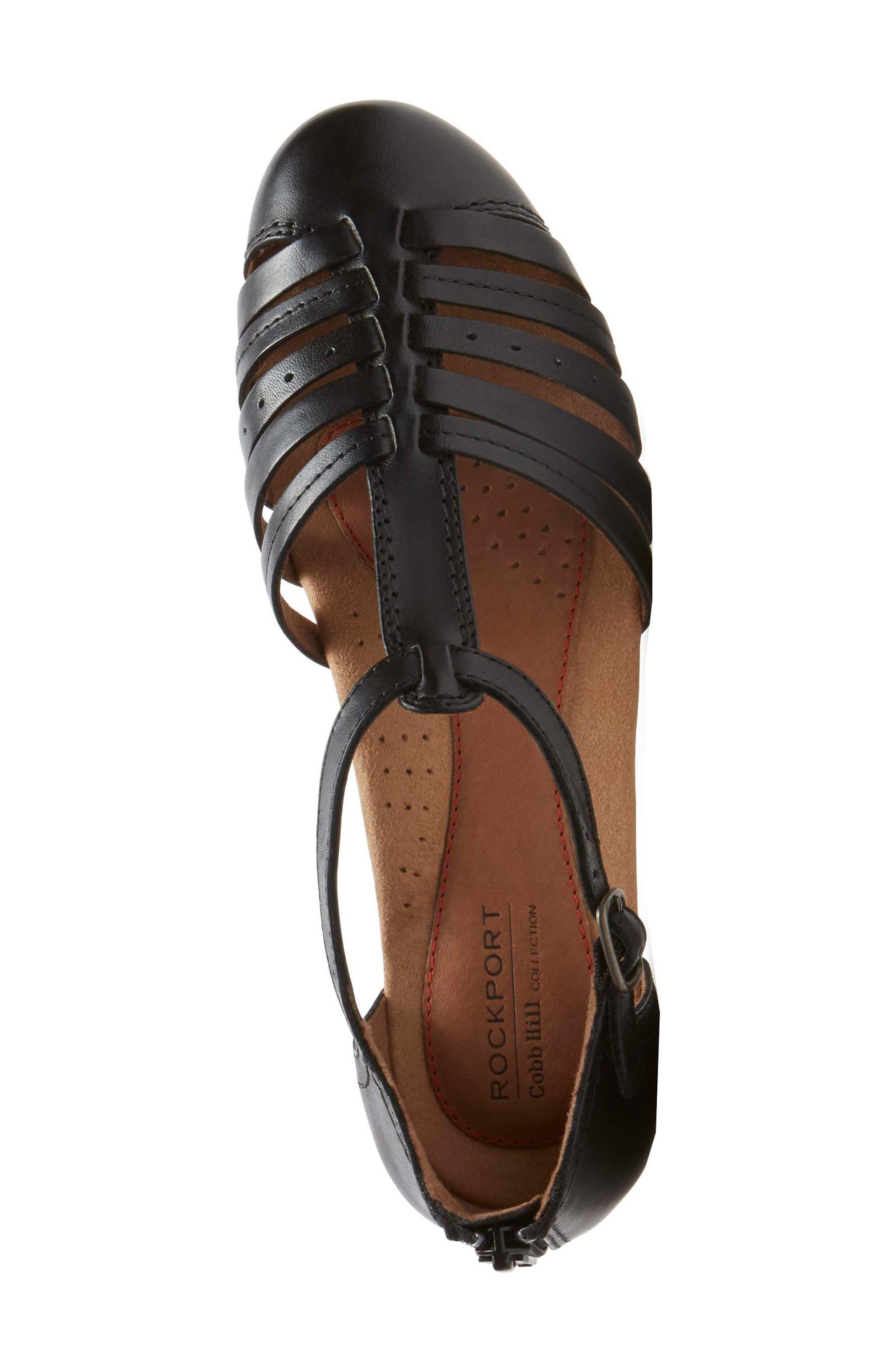 Galway T-Strap Sandal,                             Alternate thumbnail 11, color,