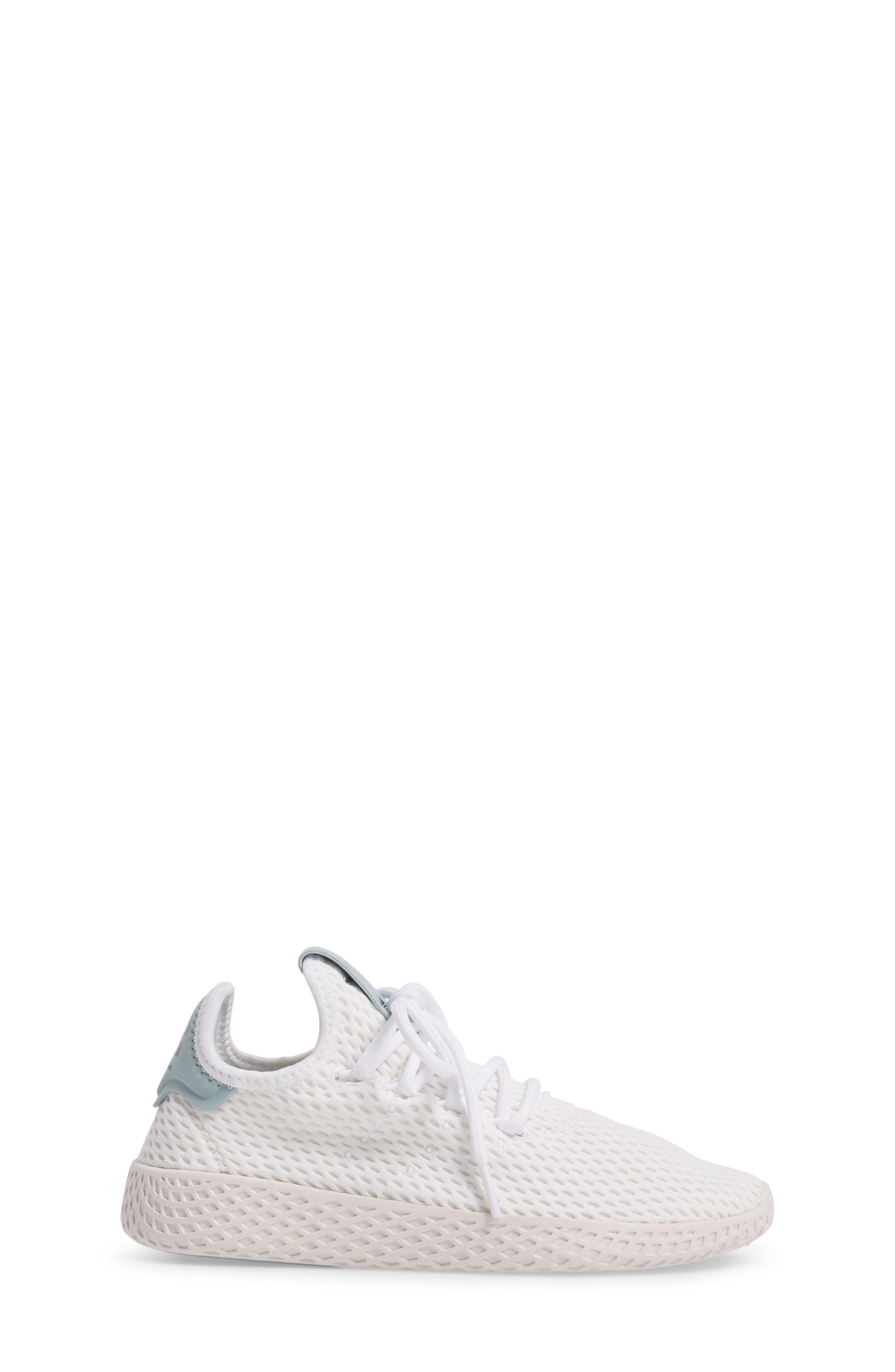 Originals x Pharrell Williams The Summers Mesh Sneaker,                             Alternate thumbnail 8, color,