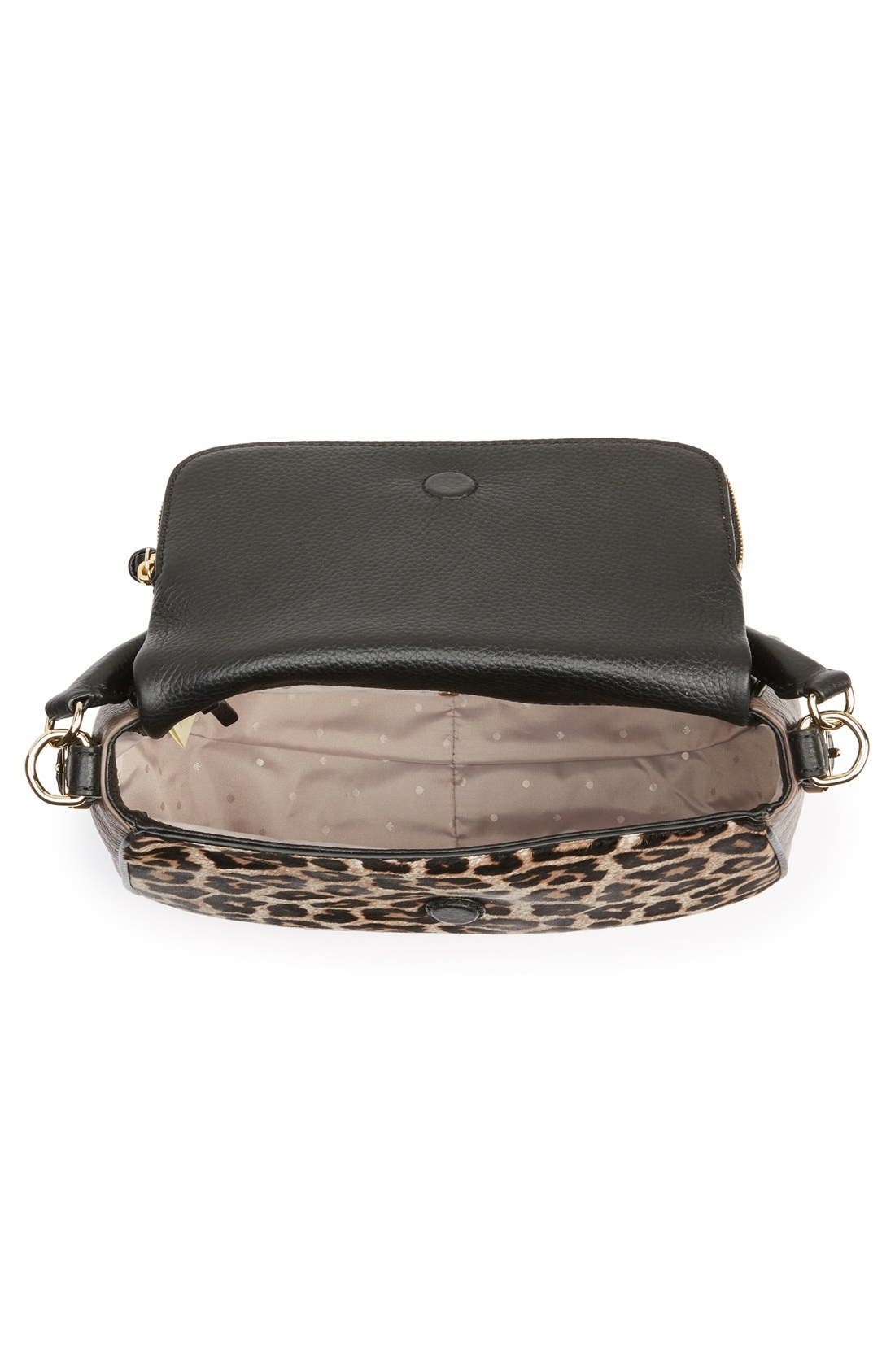 cobble hill - deva leather crossbody bag,                             Alternate thumbnail 27, color,