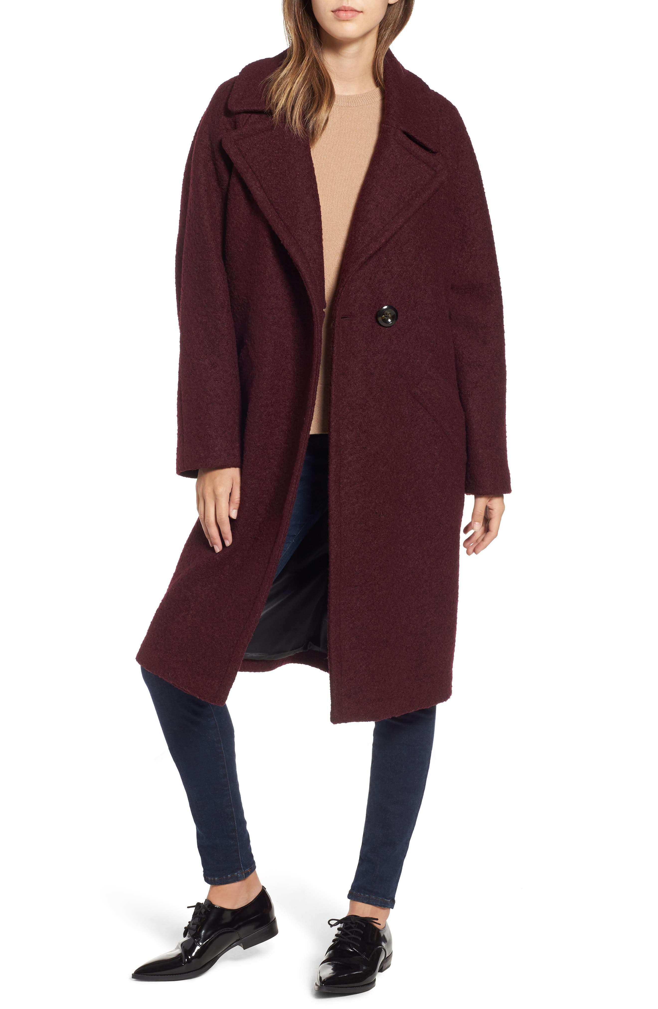 Oversize Collar Coat by Rachel Rachel Roy