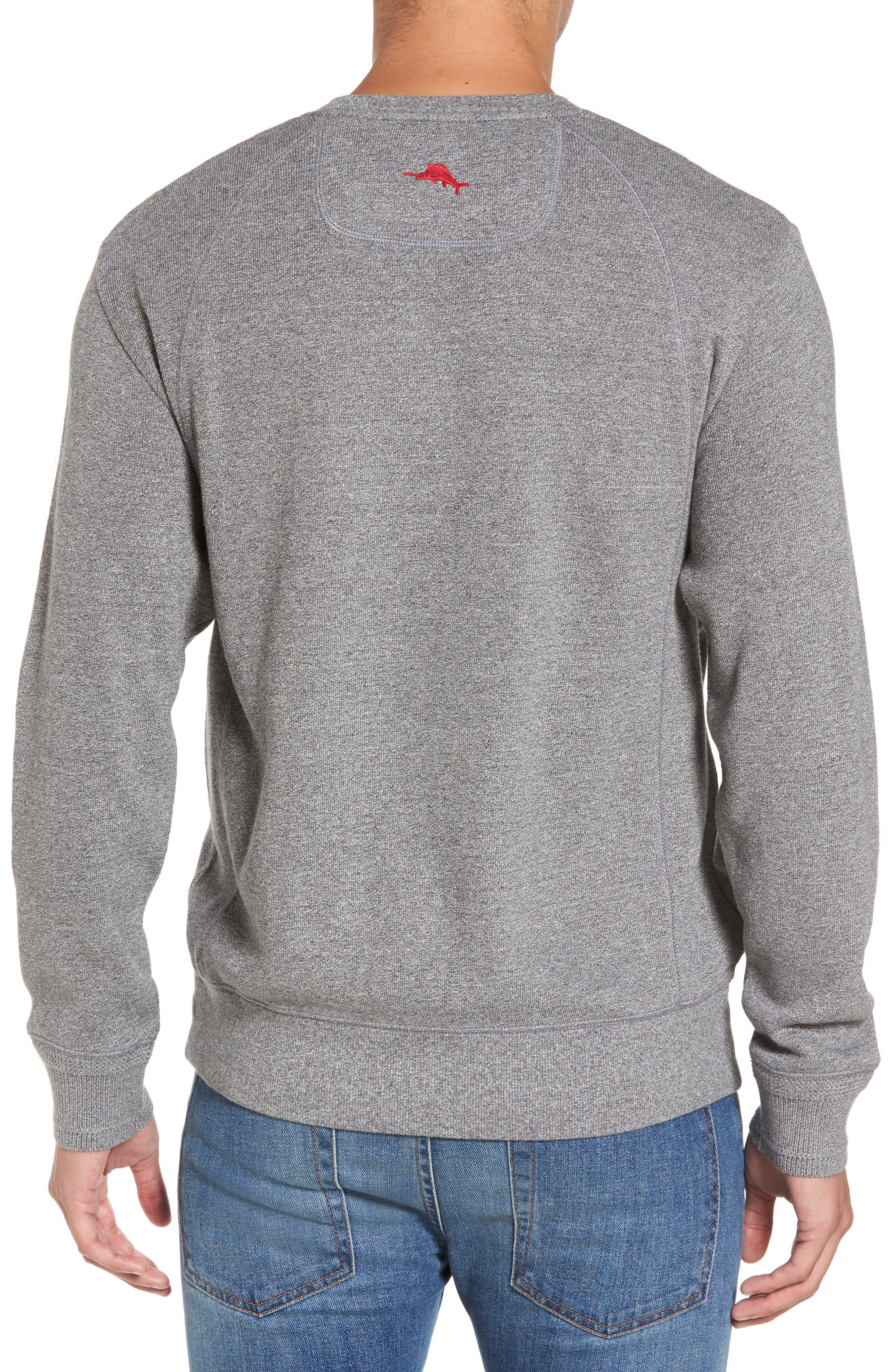 NFL Stitch of Liberty Embroidered Crewneck Sweatshirt,                             Alternate thumbnail 34, color,