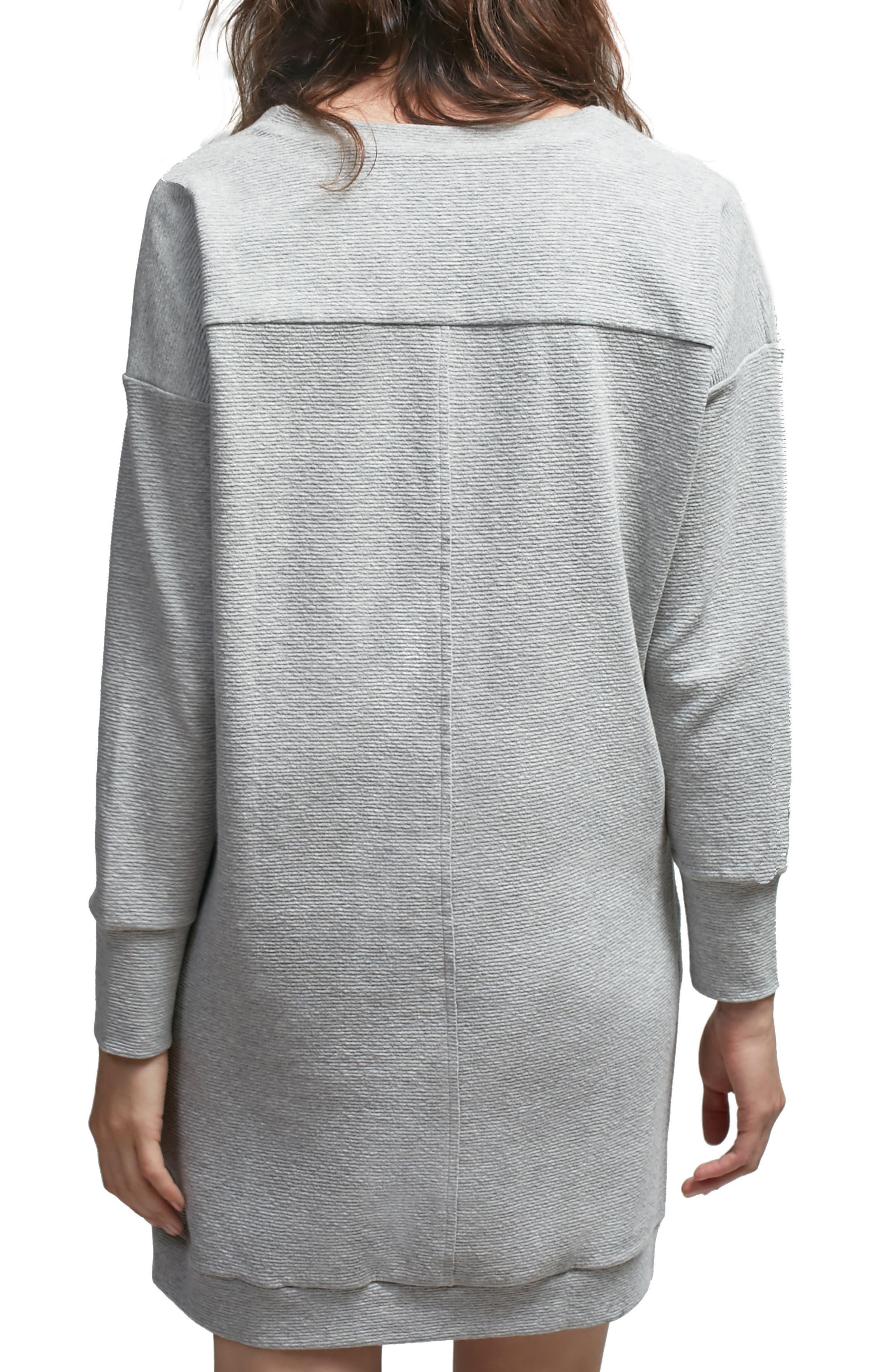 Margot Nursing Sweater Dress,                             Alternate thumbnail 2, color,                             020