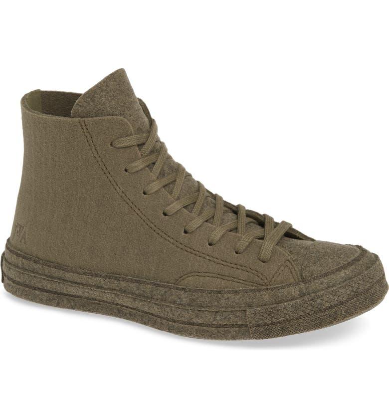 Converse x JW Anderson Chuck Taylor® All Star® Felt 70 Sneaker (Men ... 7a013b67e