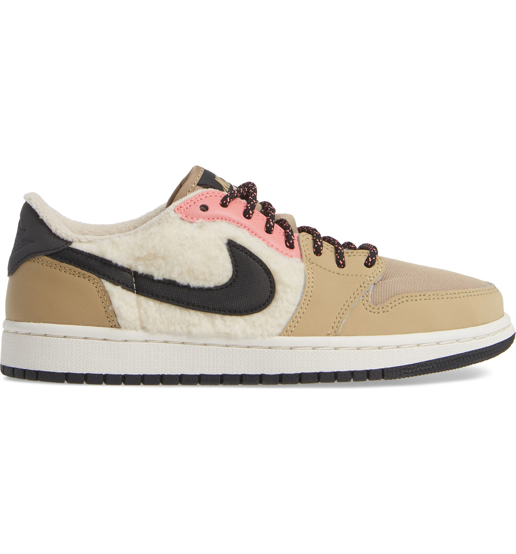 f88a0ac6c76 Nike Air Jordan 1 Retro Low OG Sneaker (Women)