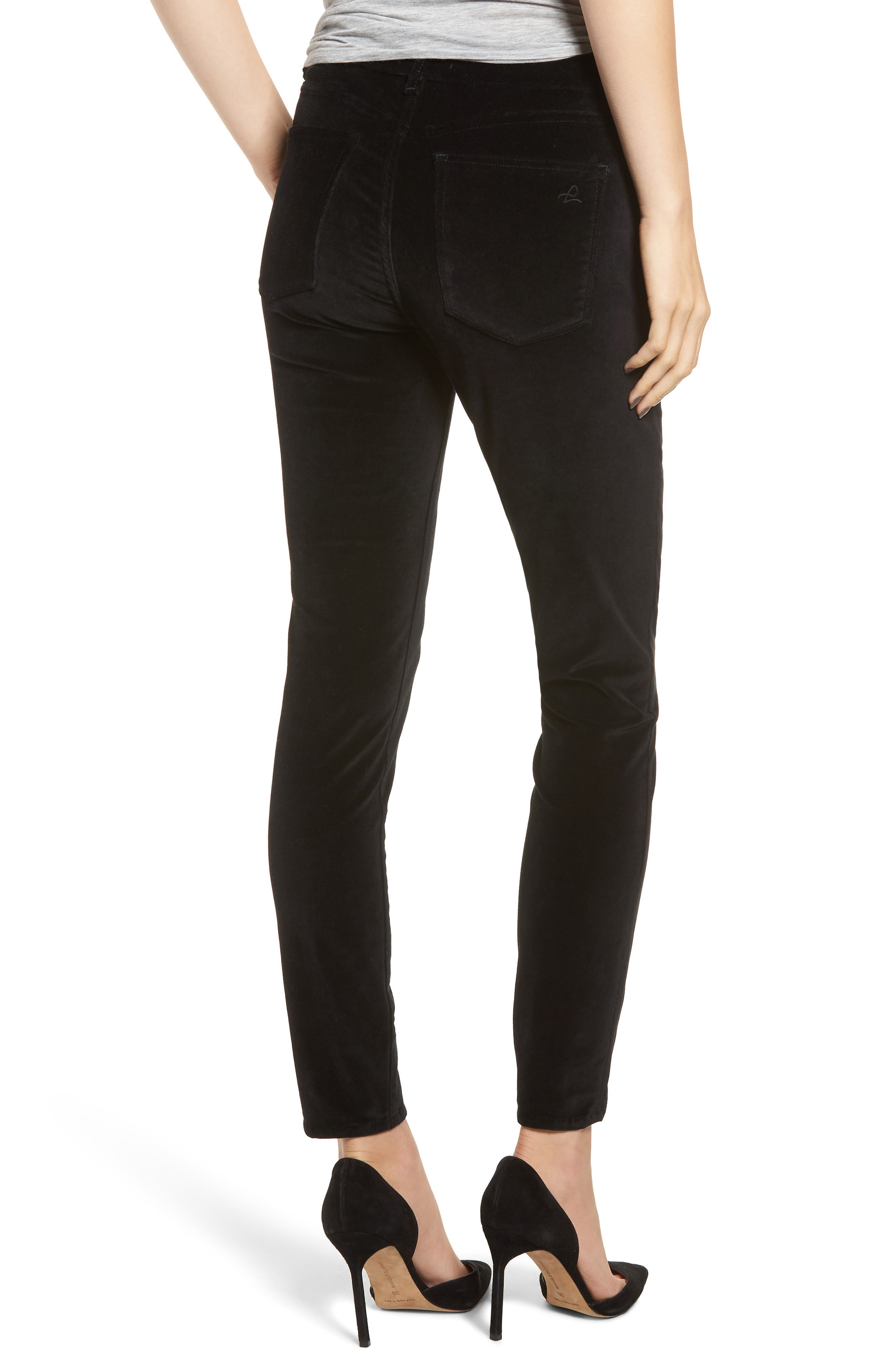 Margaux Instasculpt Ankle Skinny Jeans,                             Alternate thumbnail 2, color,                             LOST