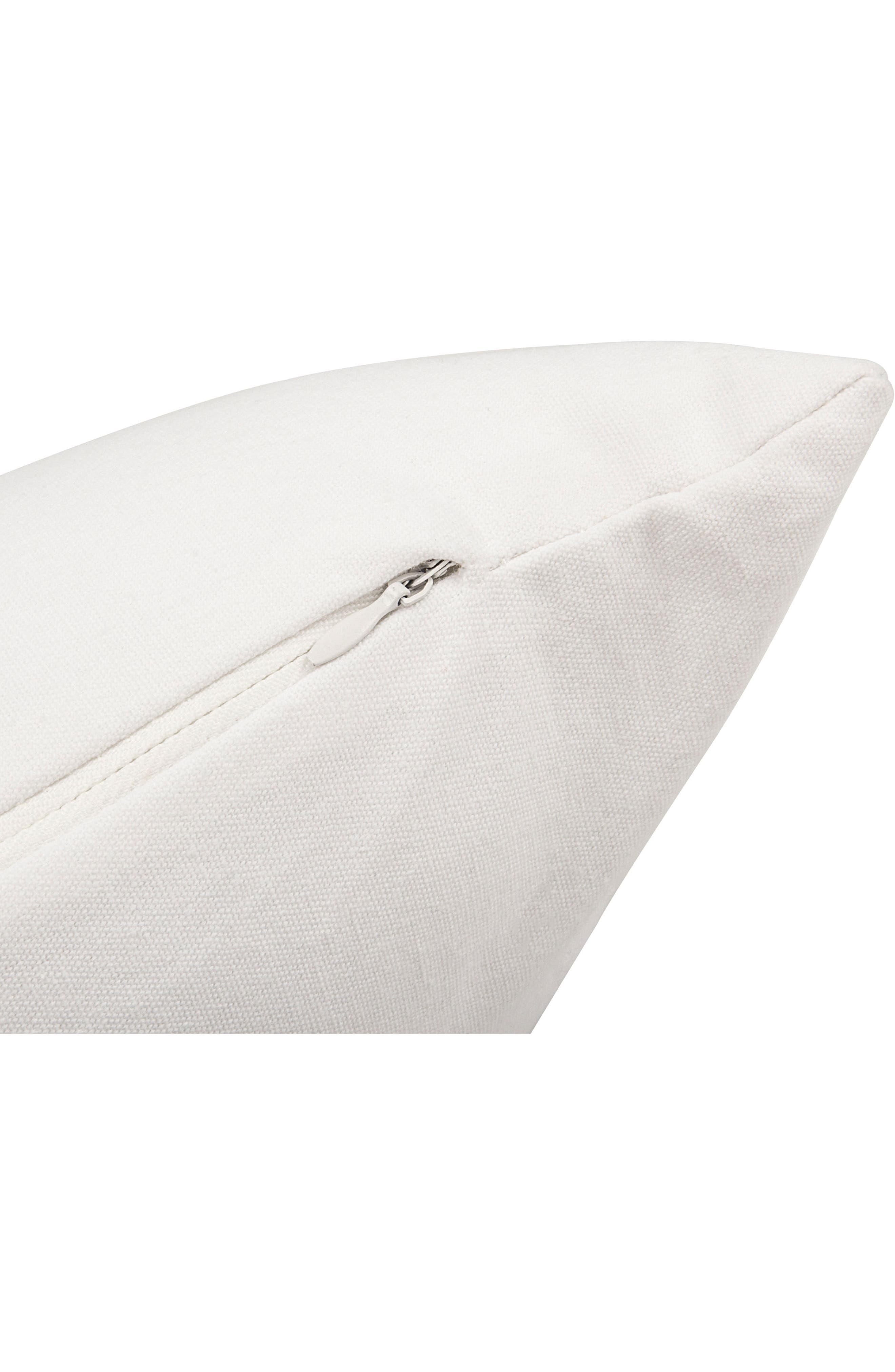 Palm Leaf Lumbar Accent Pillow,                             Alternate thumbnail 3, color,                             300