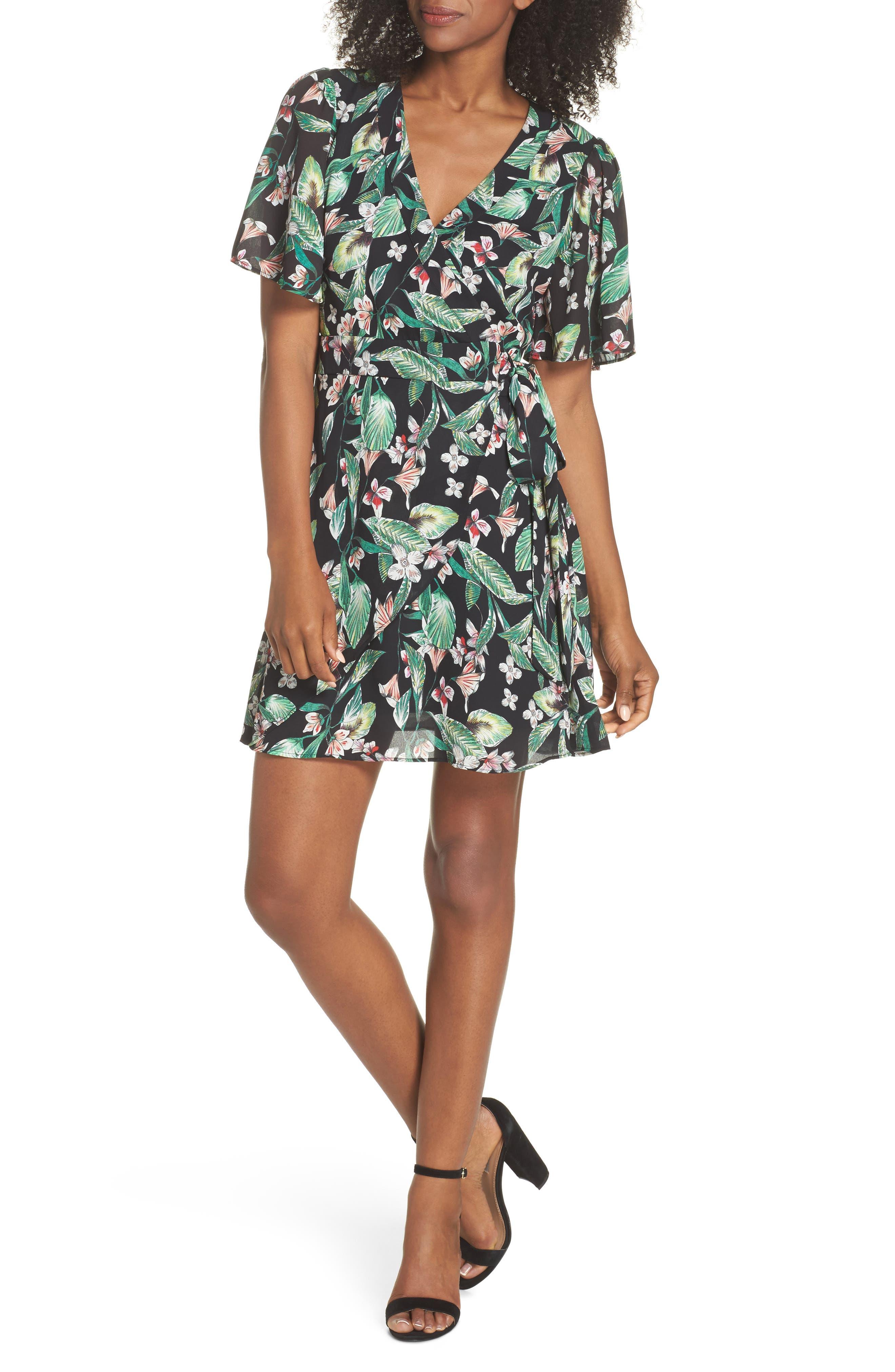 Kimi Wrap Dress,                         Main,                         color,