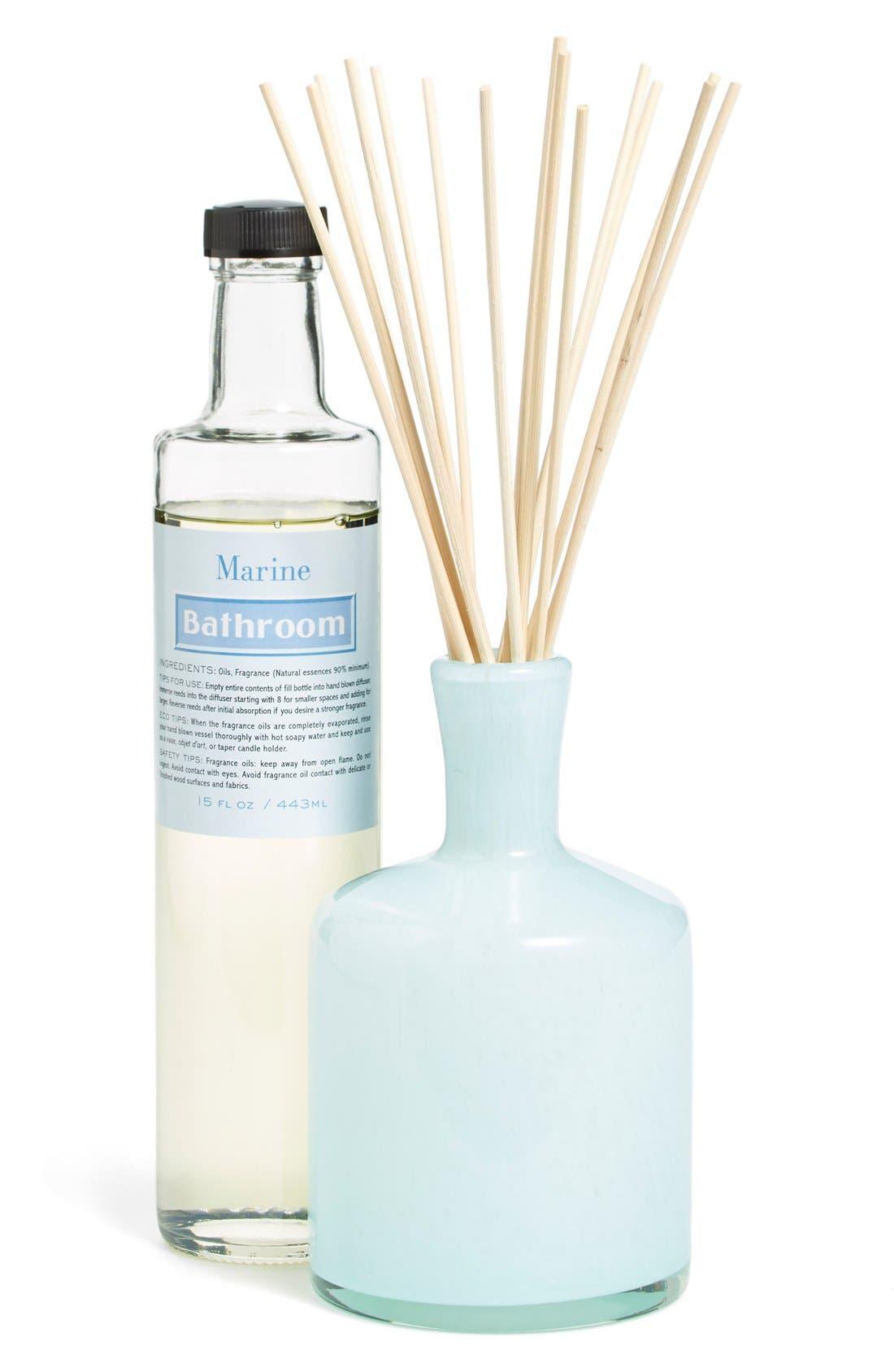 'Marine - Bathroom' Fragrance Diffuser,                             Main thumbnail 1, color,                             NO COLOR