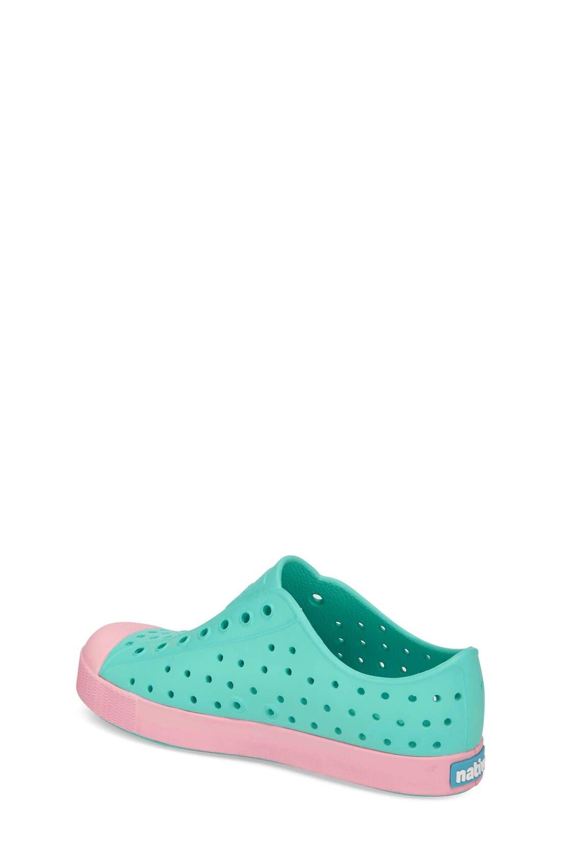 'Jefferson' Water Friendly Slip-On Sneaker,                             Alternate thumbnail 104, color,
