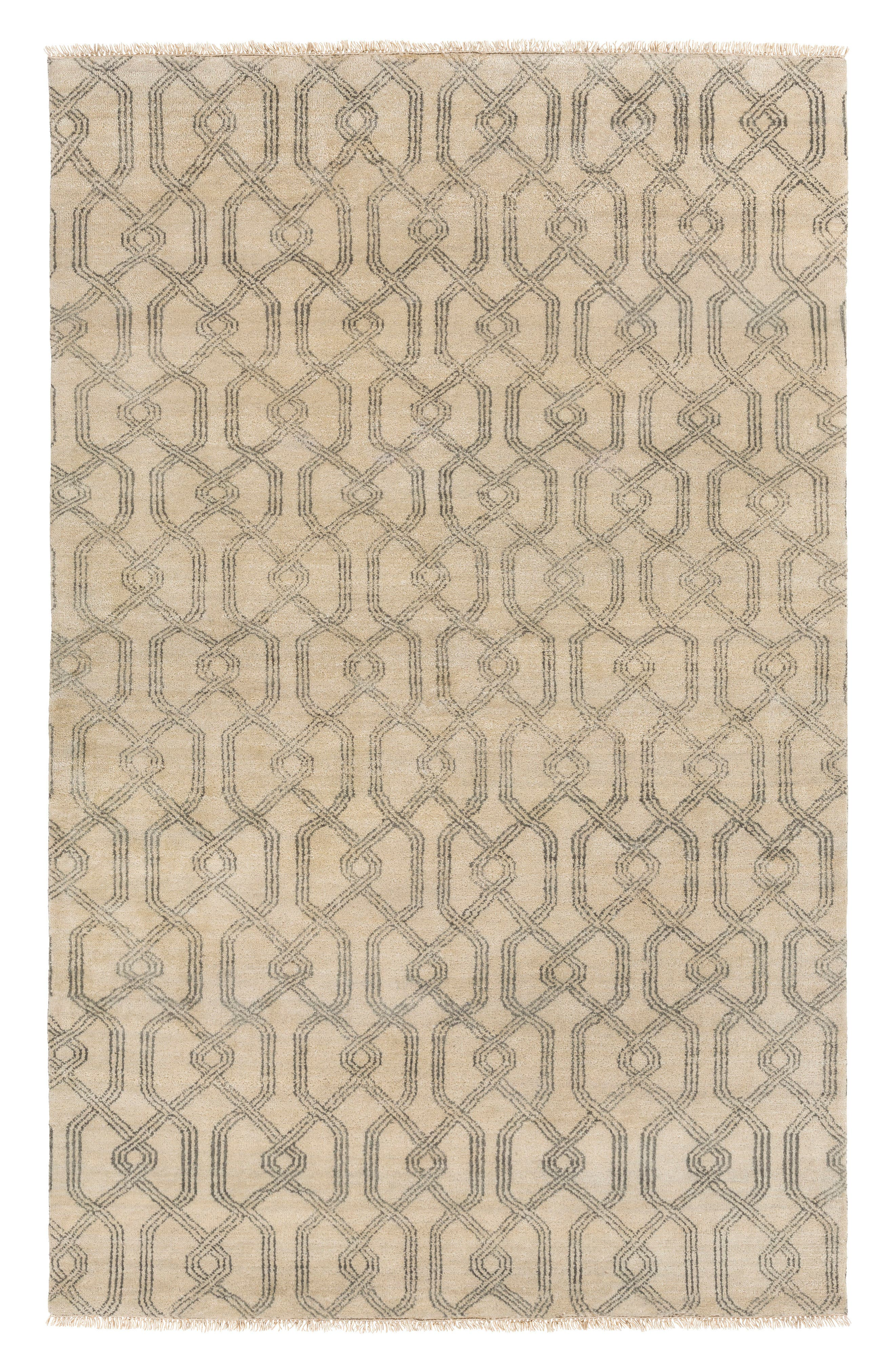'Stanton' Wool & Cotton Rug,                             Main thumbnail 1, color,                             020