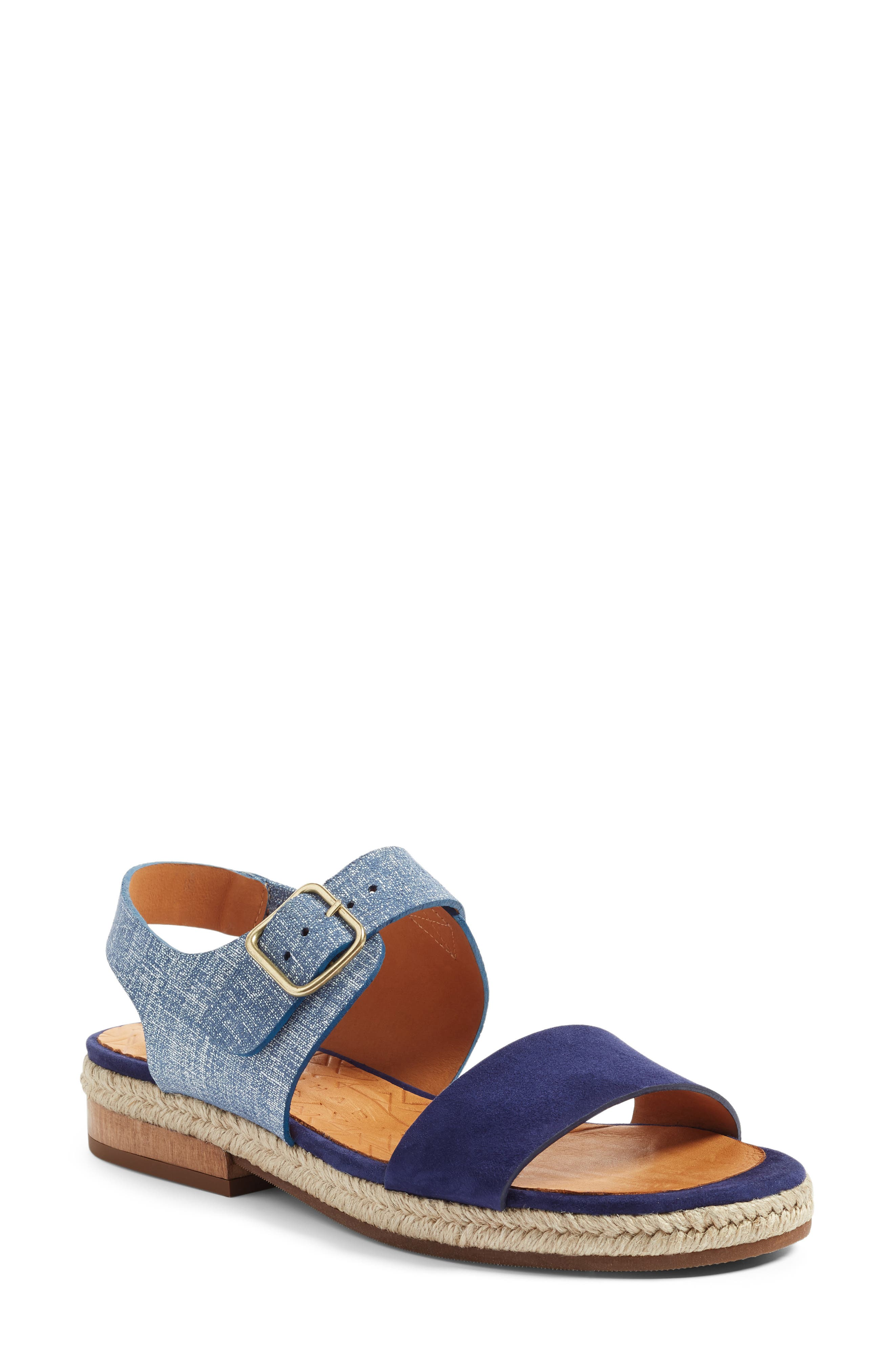 Hello Espadrille Sandal,                         Main,                         color,