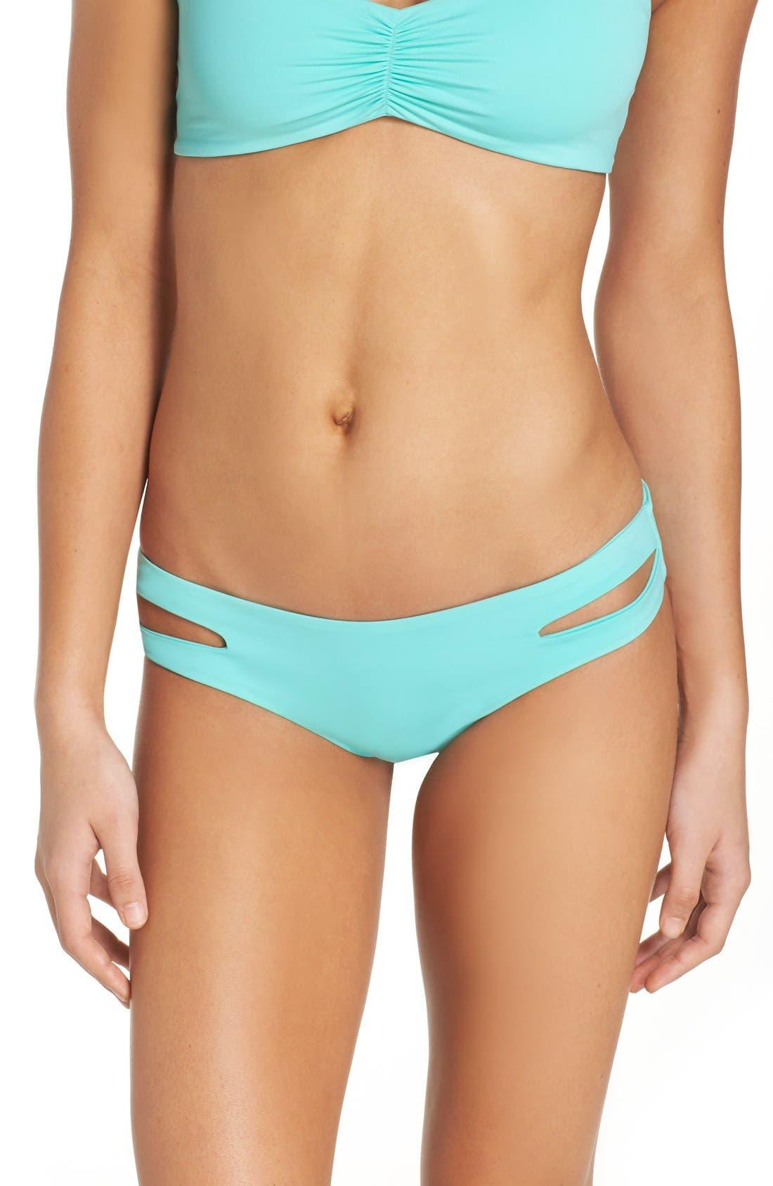 Estella Classic Bikini Bottoms,                             Main thumbnail 6, color,