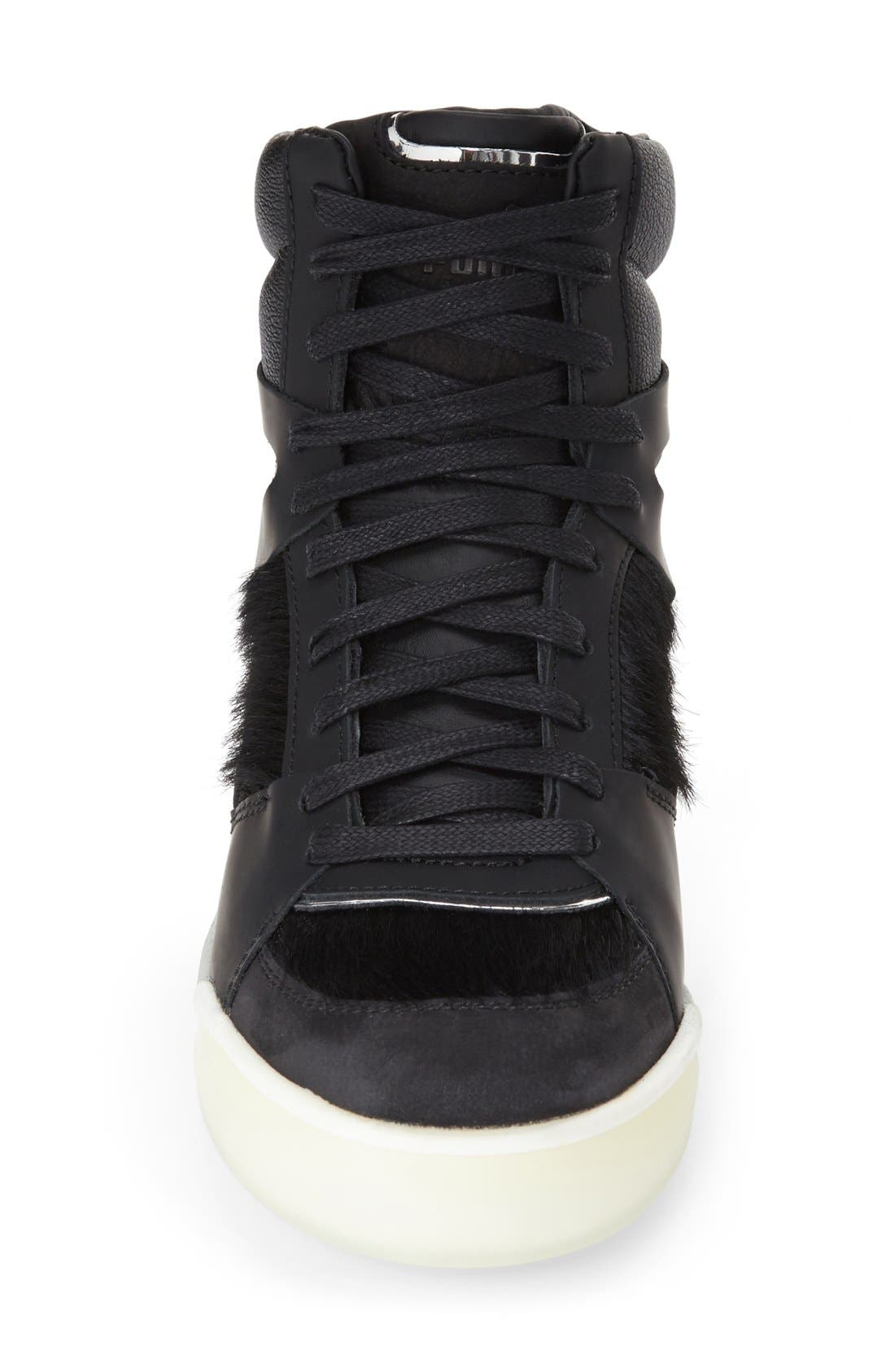 PUMA,                             by Alexander McQueen 'McQ Move Femme' Sneaker,                             Alternate thumbnail 3, color,                             001