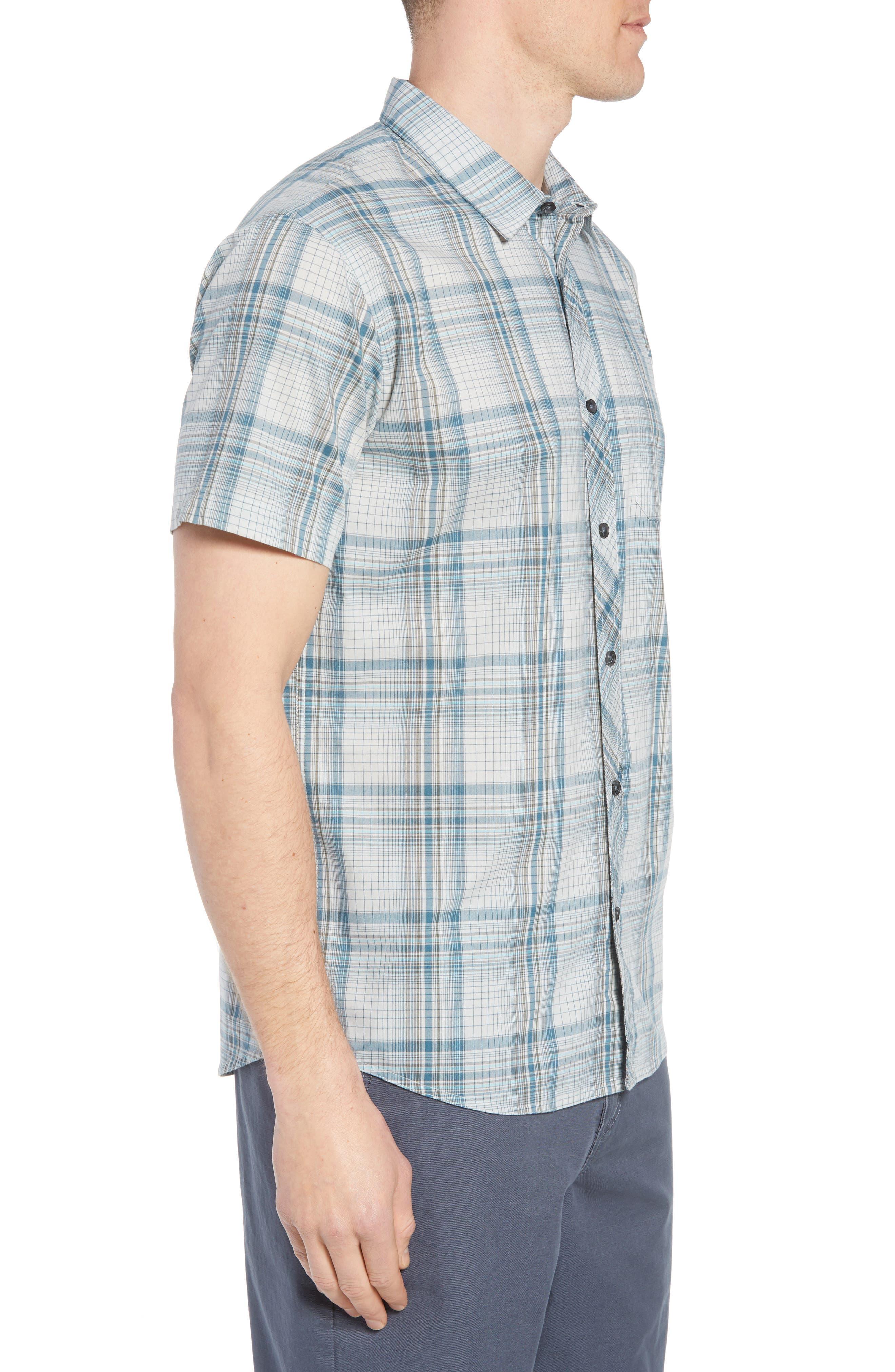Sturghill Woven Shirt,                             Alternate thumbnail 3, color,                             036