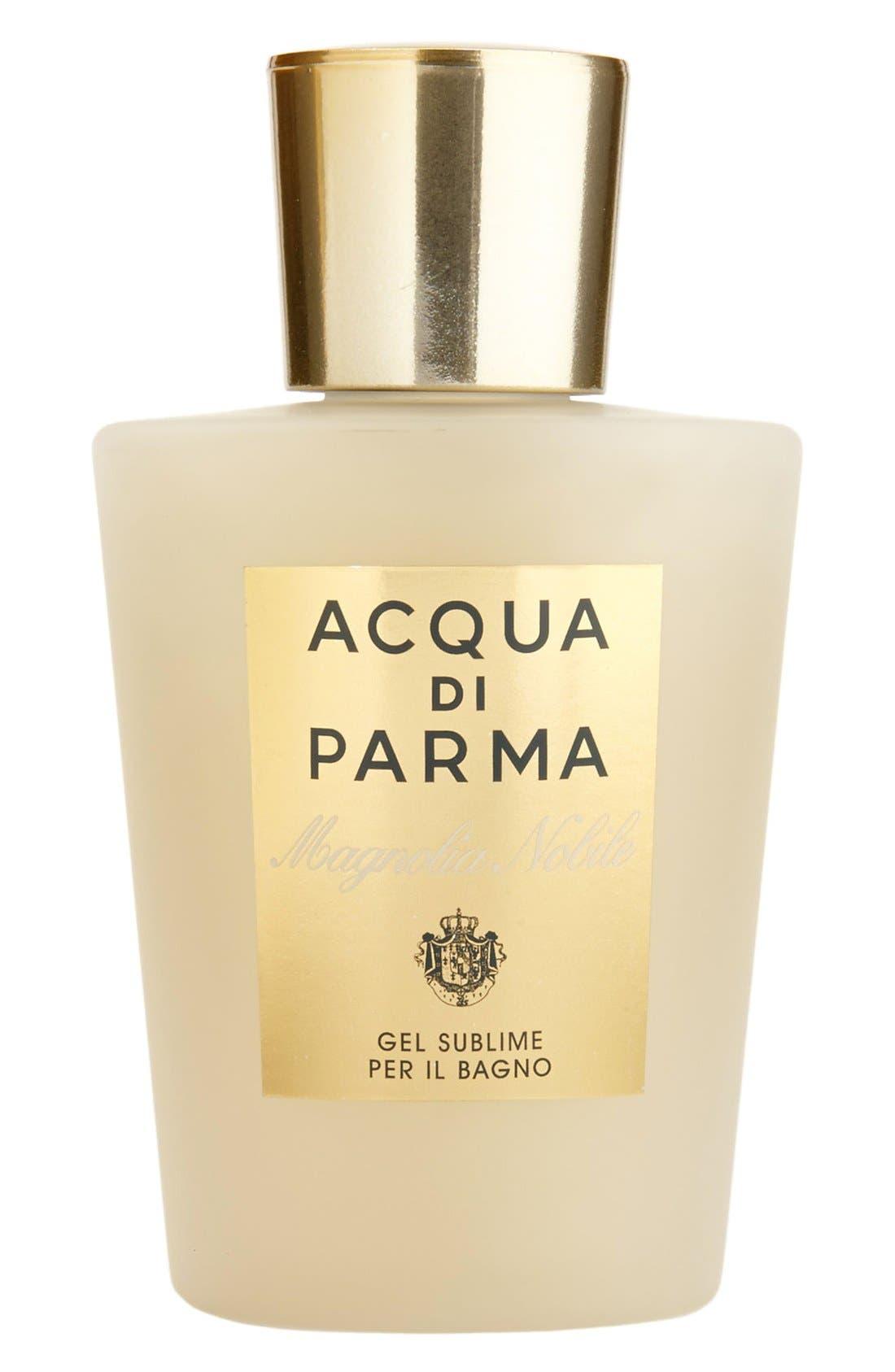 'Magnolia Nobile' Bath & Shower Gel,                             Main thumbnail 1, color,                             NO COLOR