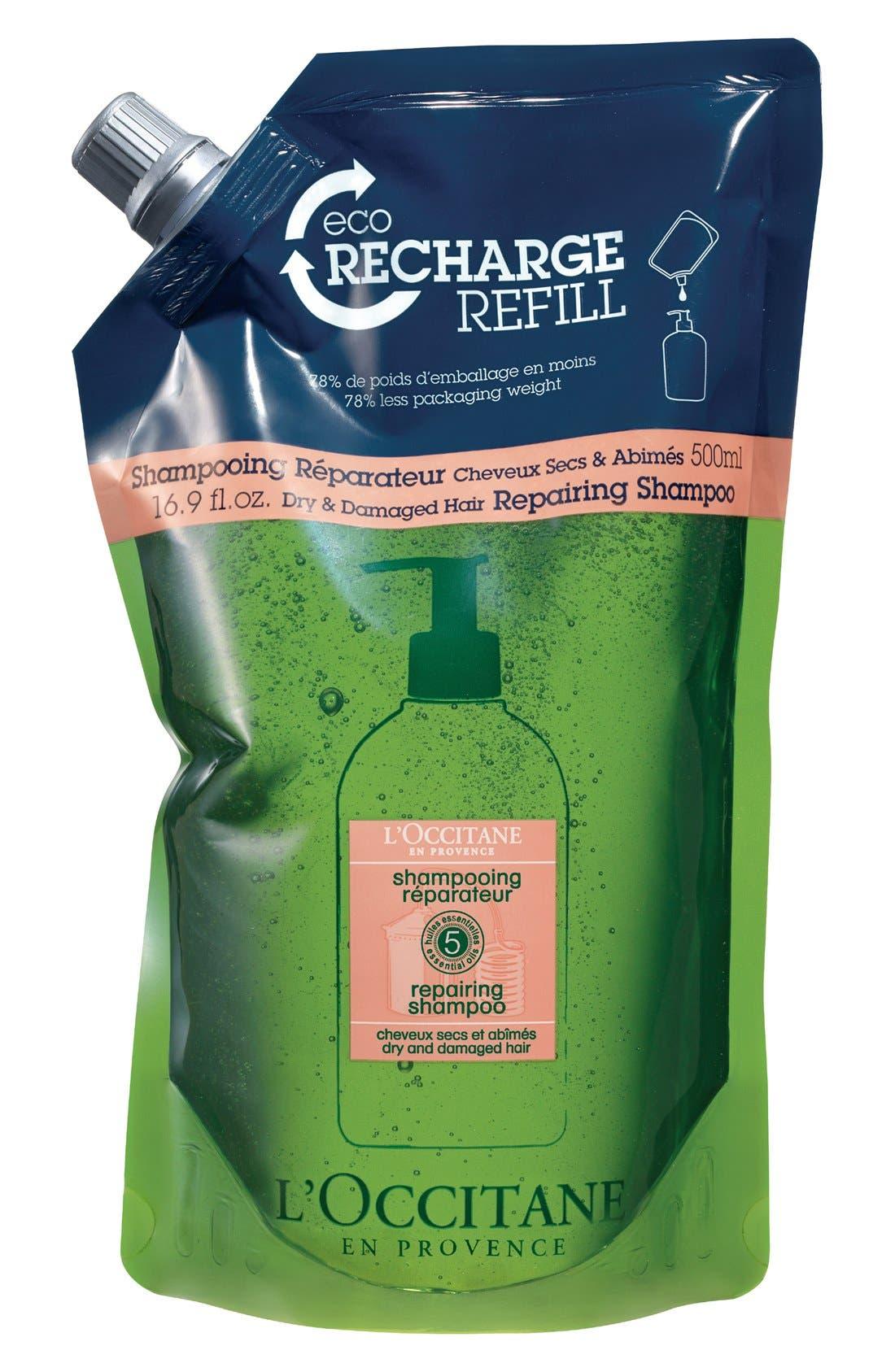 'Aromachologie' Repairing Shampoo,                             Alternate thumbnail 2, color,                             000