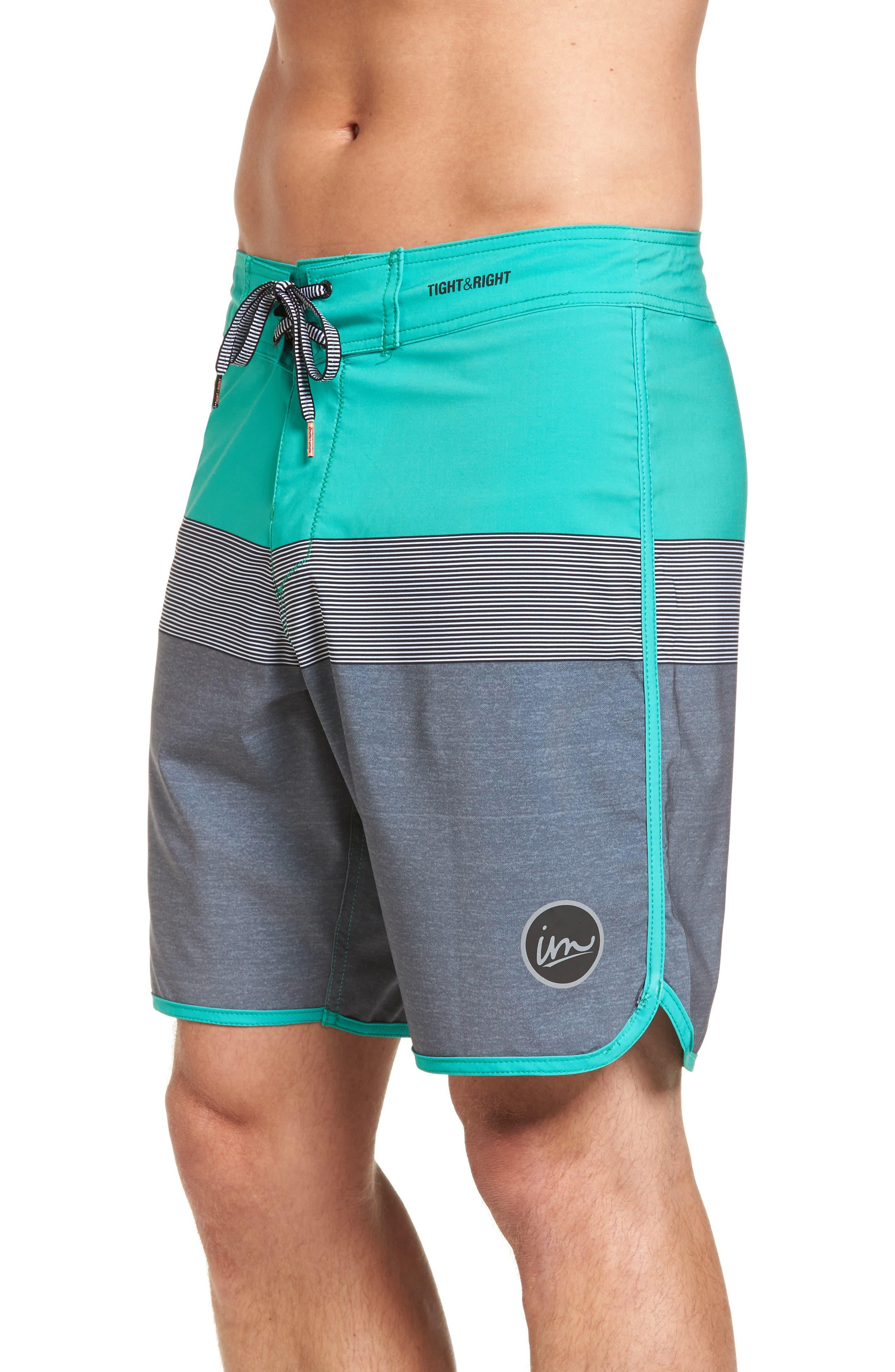 Hayworth Board Shorts,                             Alternate thumbnail 4, color,                             300