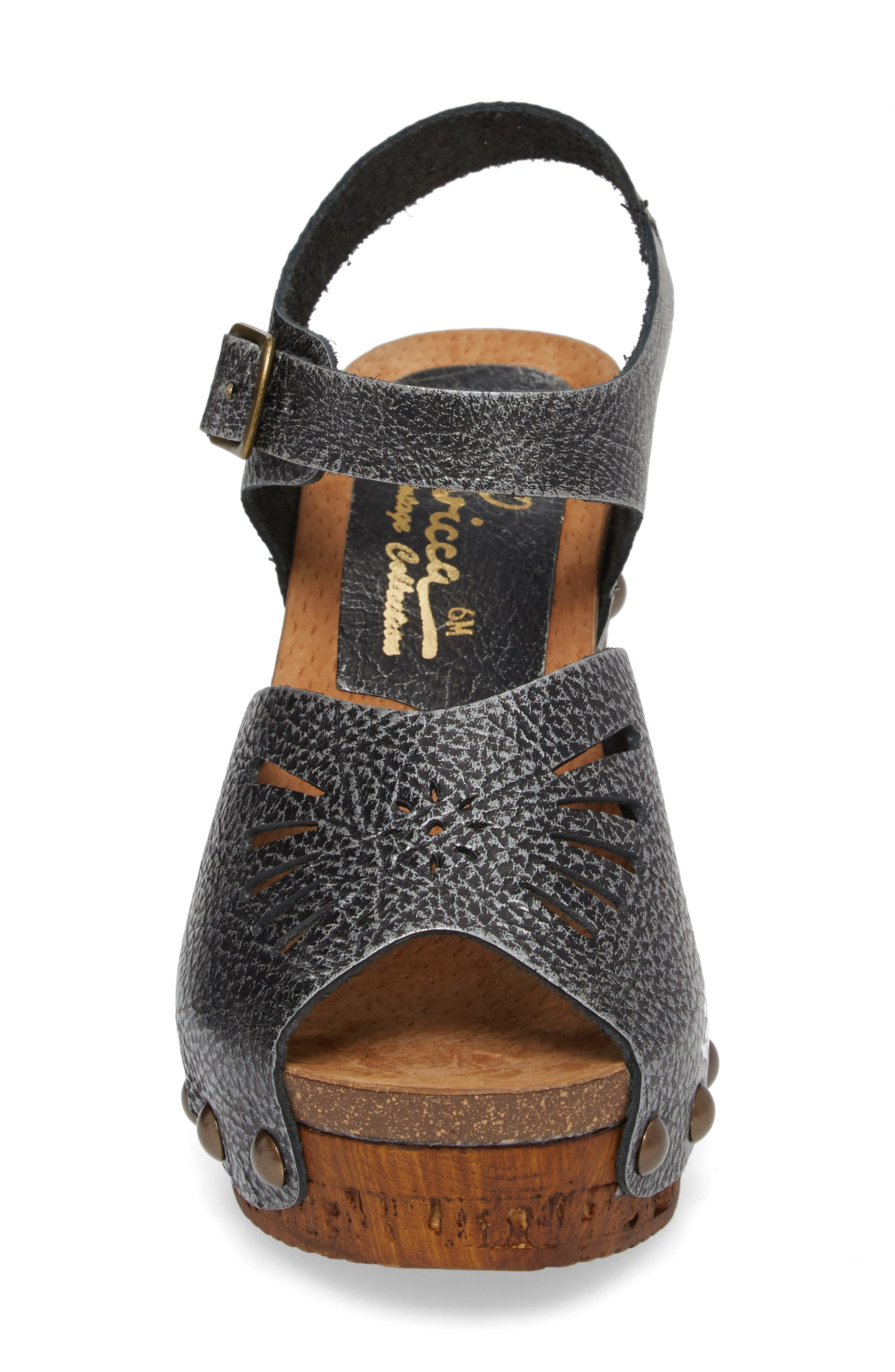 Langsa Wedge Sandal,                             Alternate thumbnail 7, color,