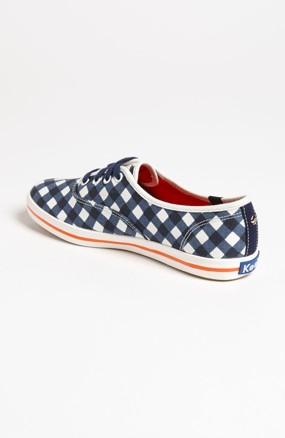 Keds<sup>®</sup> for kate spade new york 'kick' sneaker,                             Alternate thumbnail 14, color,