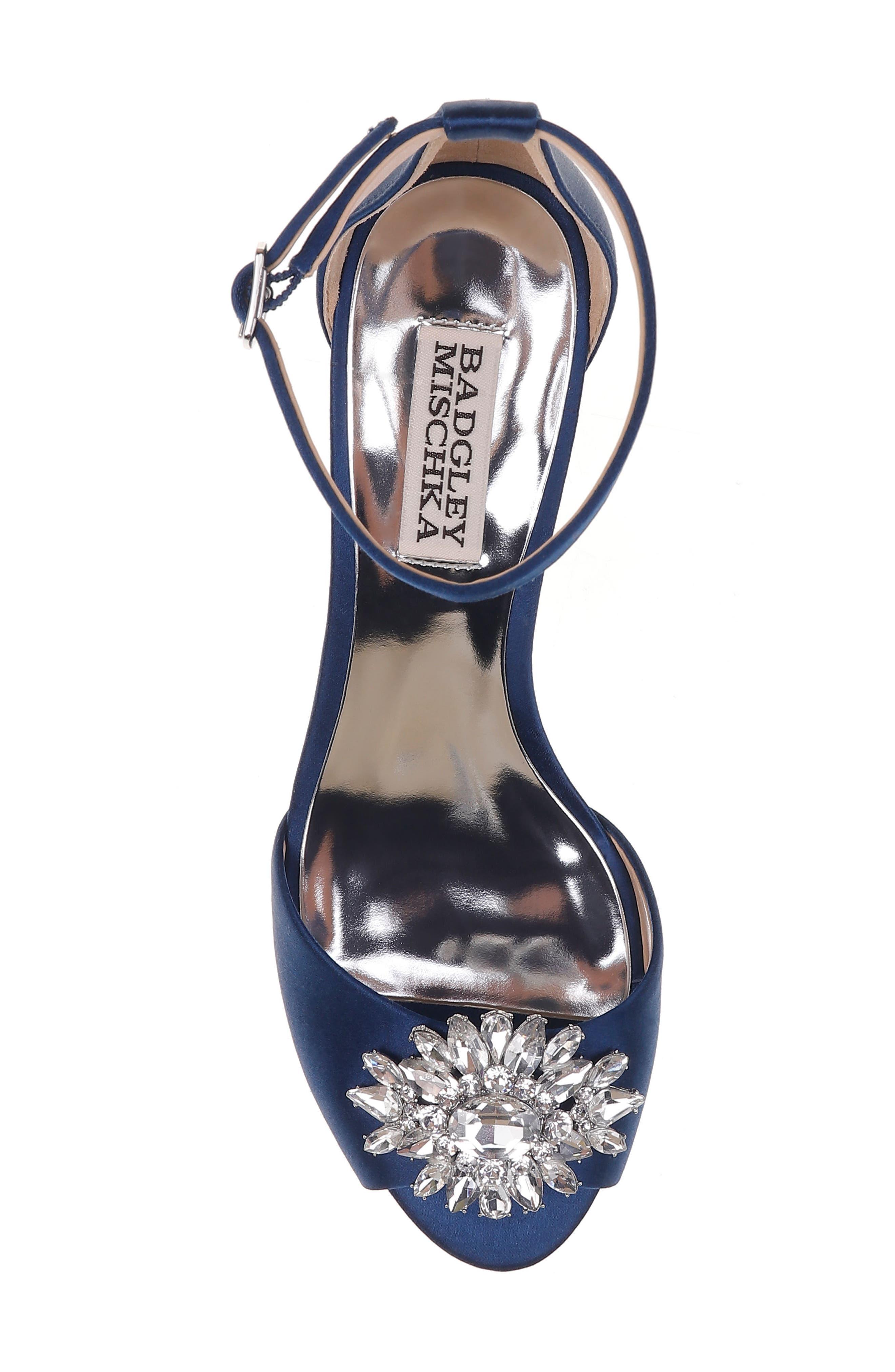 Sainte Crystal Embellished Sandal,                             Alternate thumbnail 23, color,