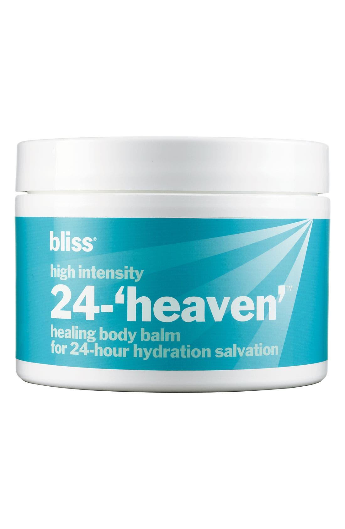 'high intensity 24-heaven' Healing Body Balm,                             Main thumbnail 1, color,                             000