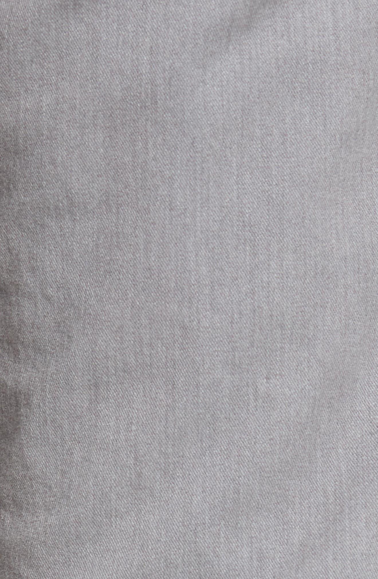 Mélange Five-Pocket Pants,                             Alternate thumbnail 5, color,                             029