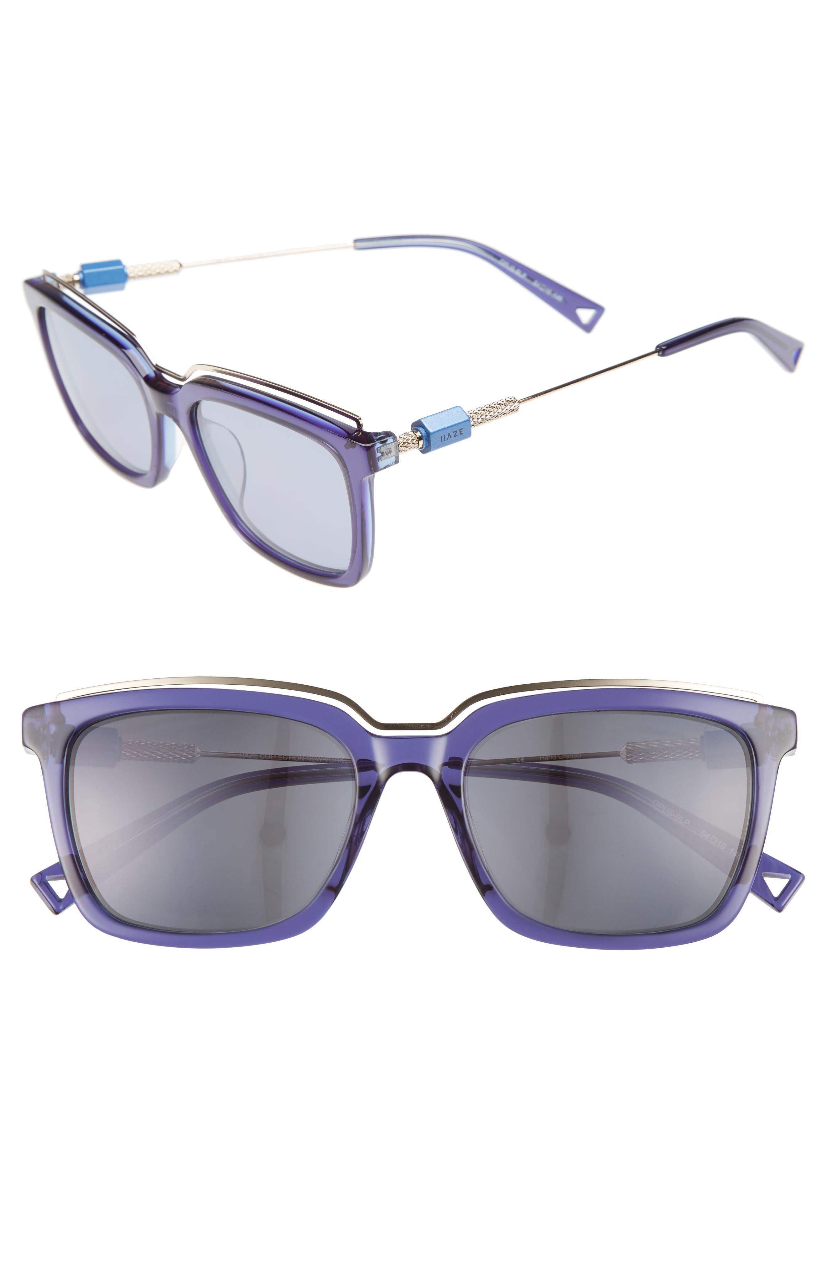 Opus 54mm Sunglasses,                             Main thumbnail 3, color,