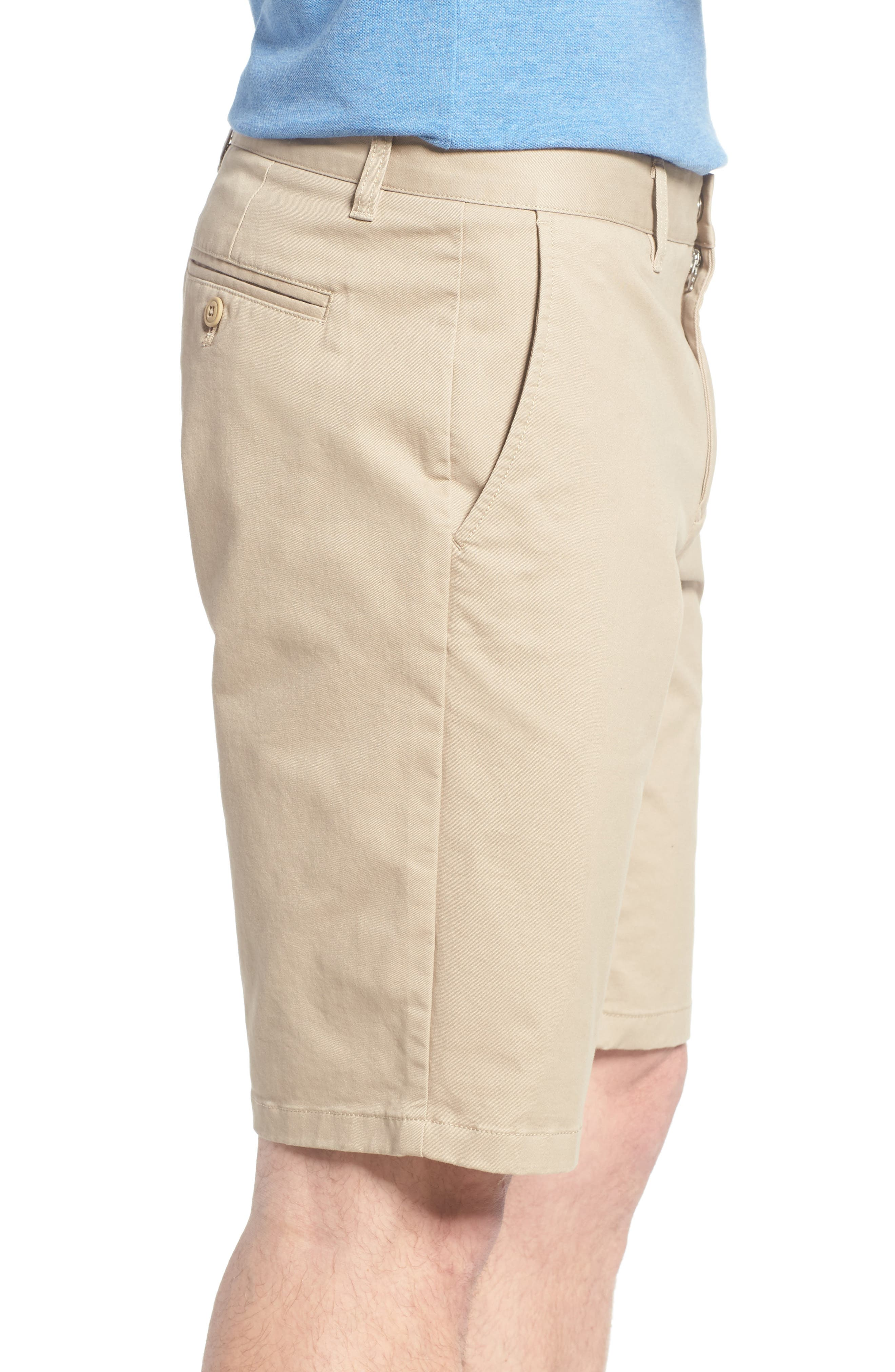 Stretch Washed Chino 11-Inch Shorts,                             Alternate thumbnail 57, color,