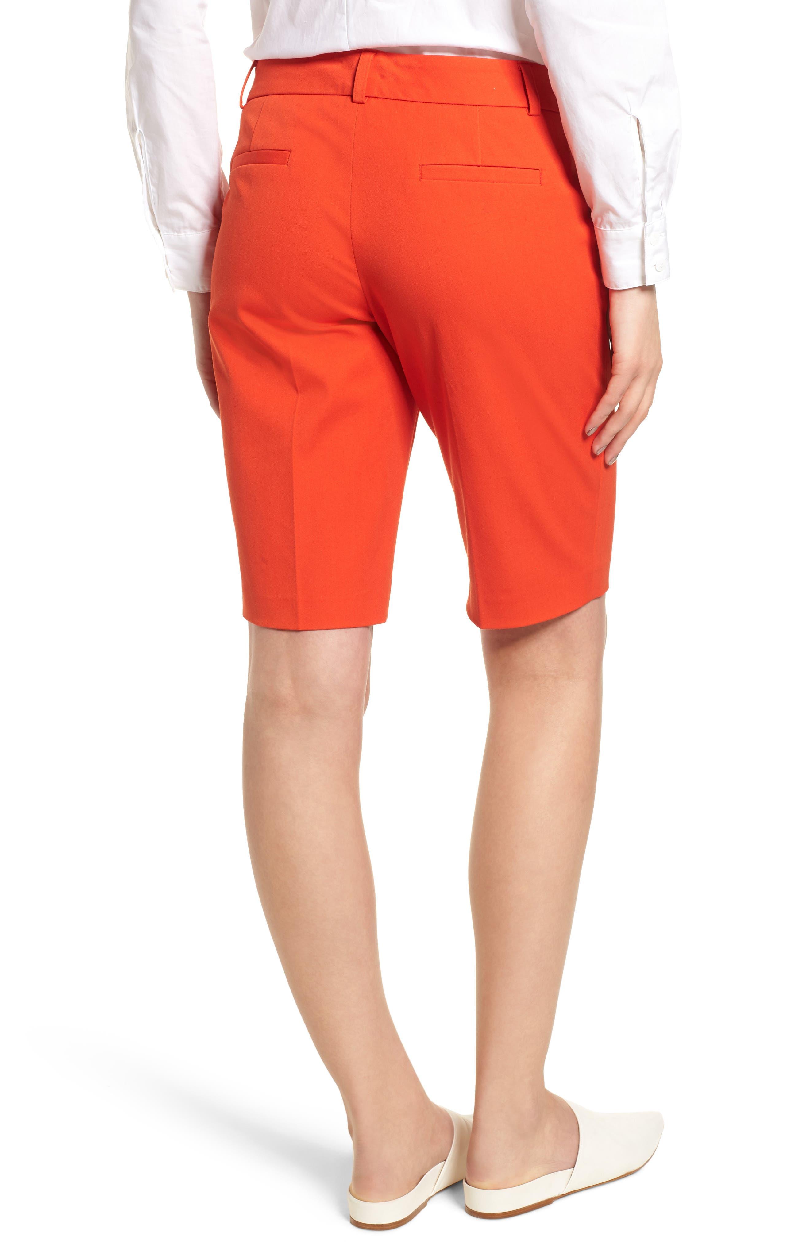Stretch Bermuda Shorts,                             Alternate thumbnail 27, color,