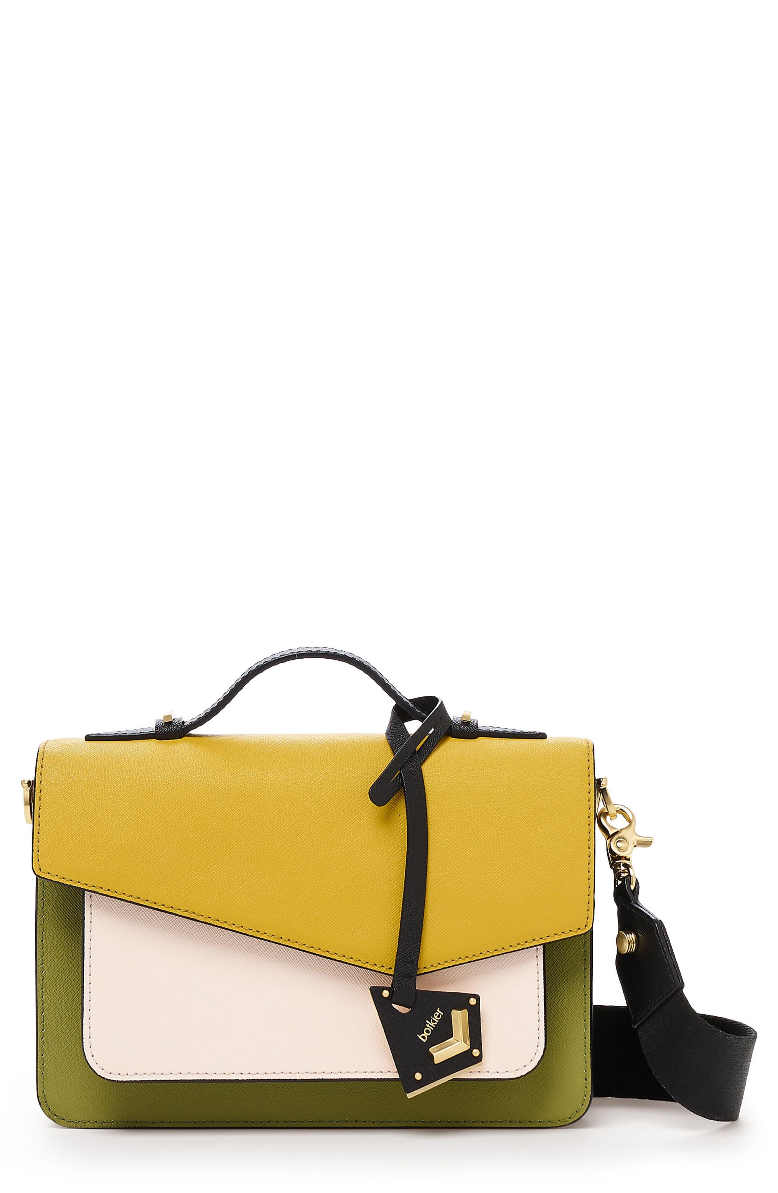 Cobble Hill Leather Crossbody Bag,                             Main thumbnail 20, color,
