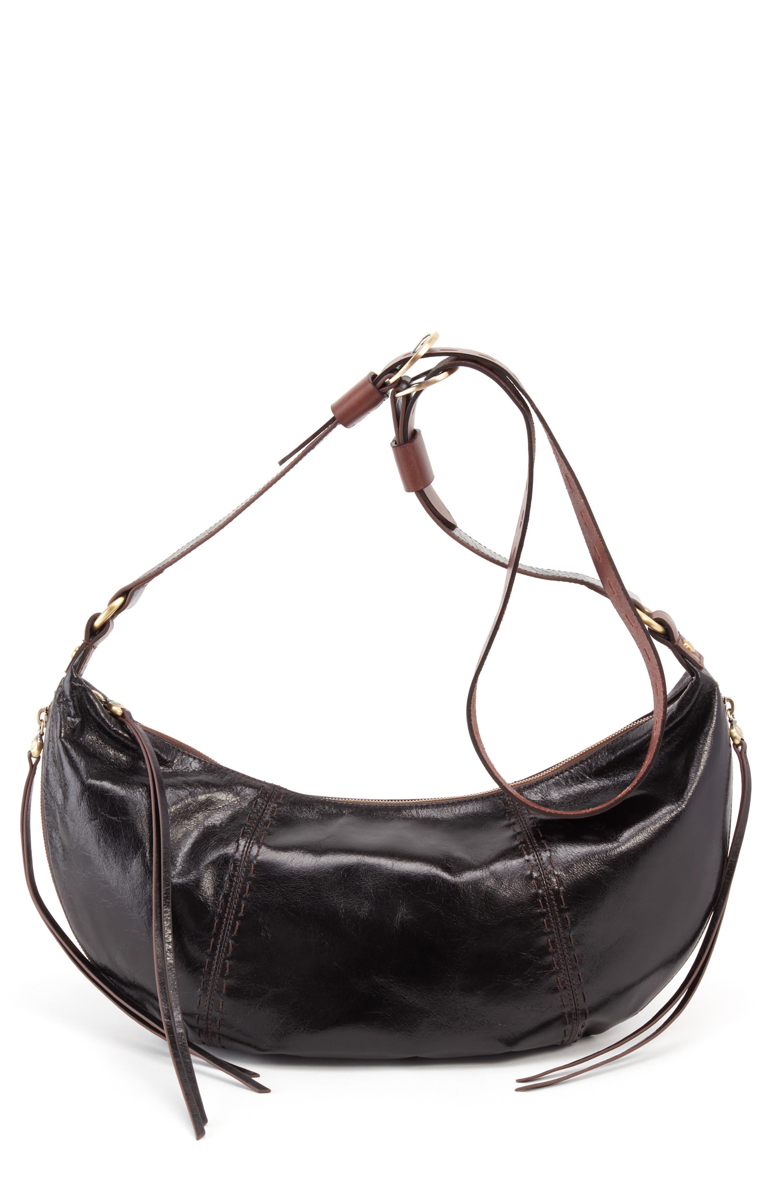 Orion  Hobo Bag,                         Main,                         color, BLACK