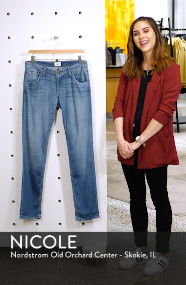 'Jax' Slim Boyfriend Jeans, sales video thumbnail