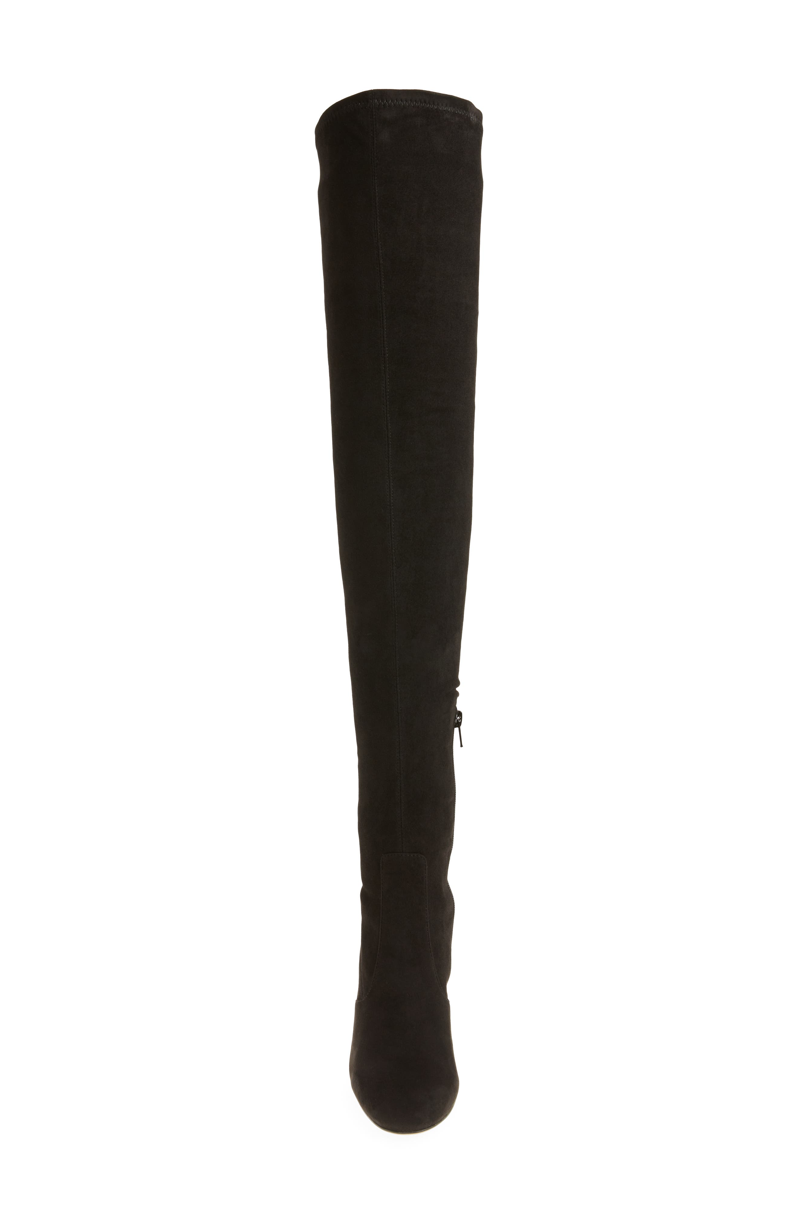 Athens Over the Knee Boot,                             Alternate thumbnail 4, color,                             001