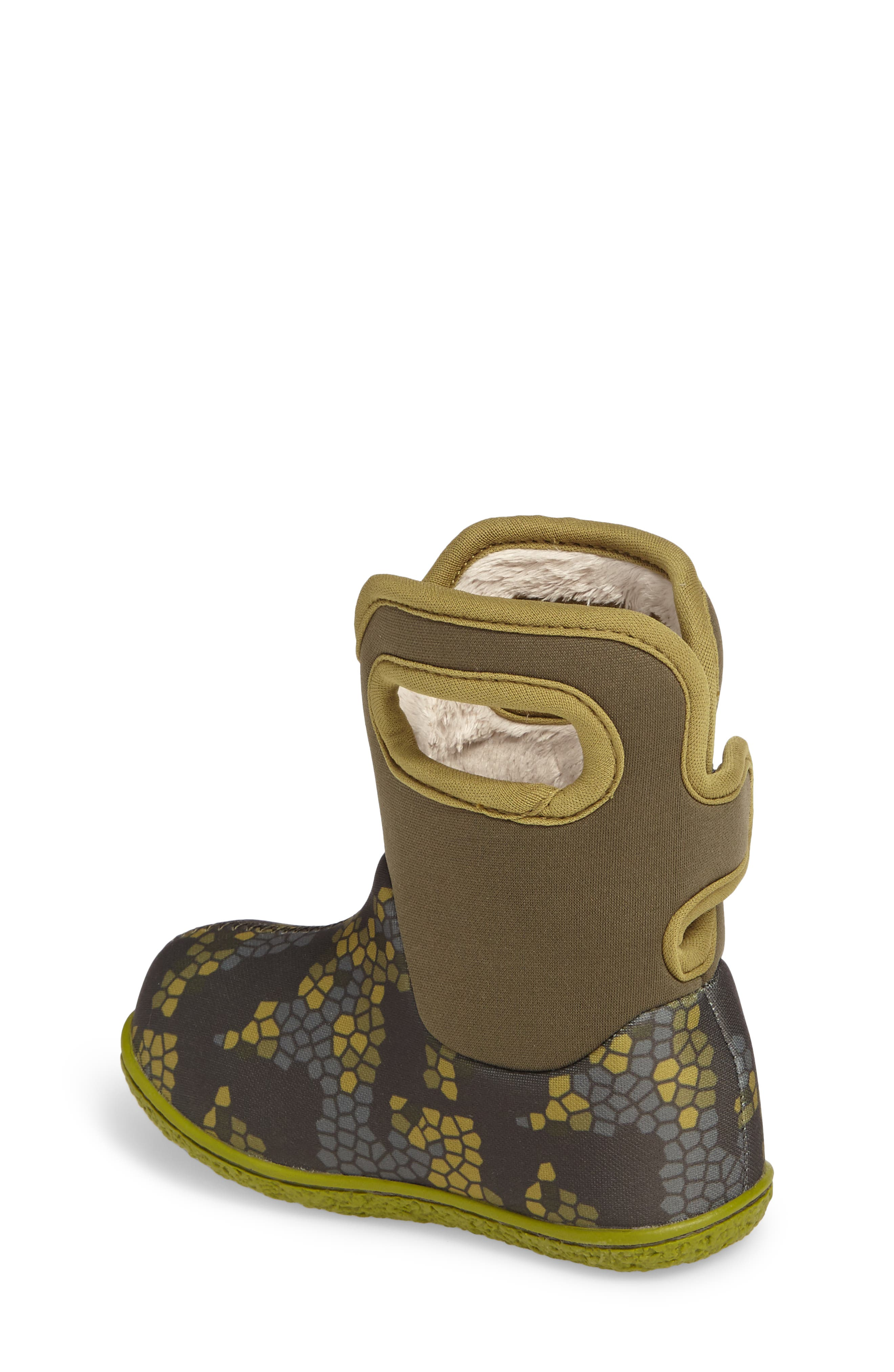 Baby Bogs Classic Axel Washable Insulated Waterproof Boot,                             Alternate thumbnail 2, color,                             356