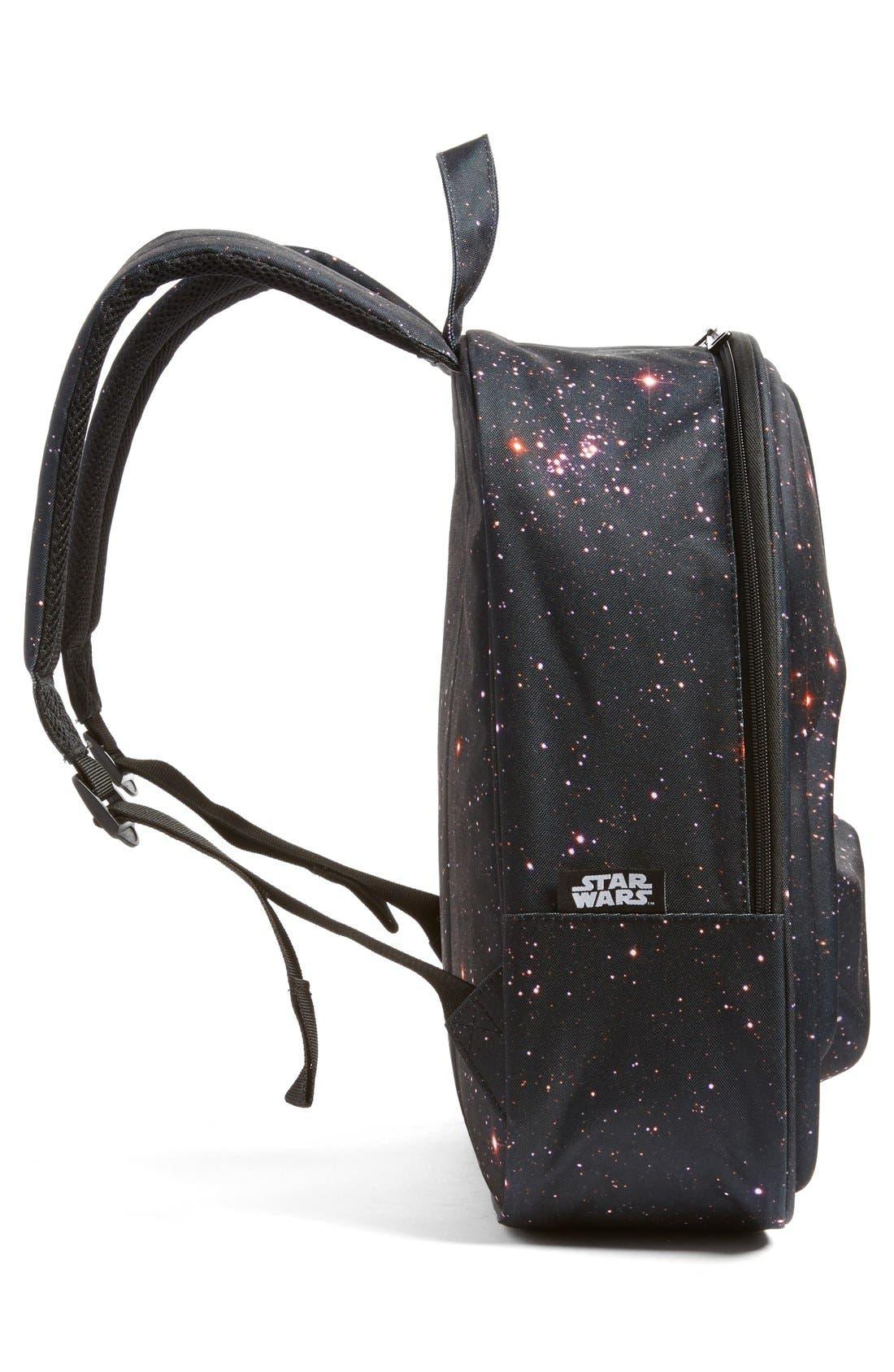 'Star Wars<sup>™</sup> - Darth Vader Galaxy' Backpack,                             Alternate thumbnail 5, color,                             001