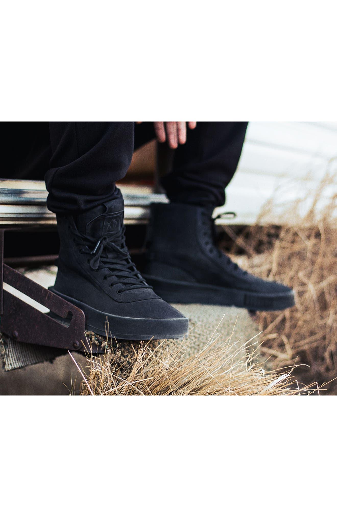 XO Parallel Weeknd Sneaker,                             Alternate thumbnail 7, color,                             001