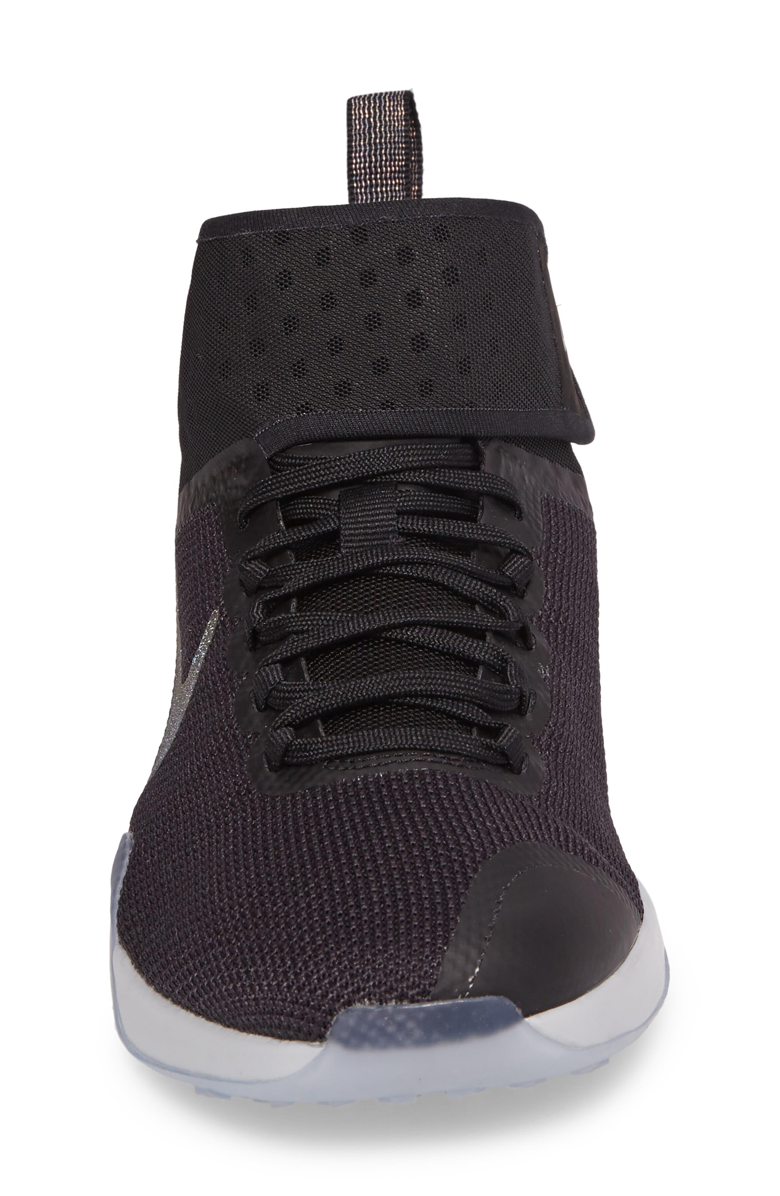 Air Zoom Strong 2 Metallic Training Shoe,                             Alternate thumbnail 4, color,                             001