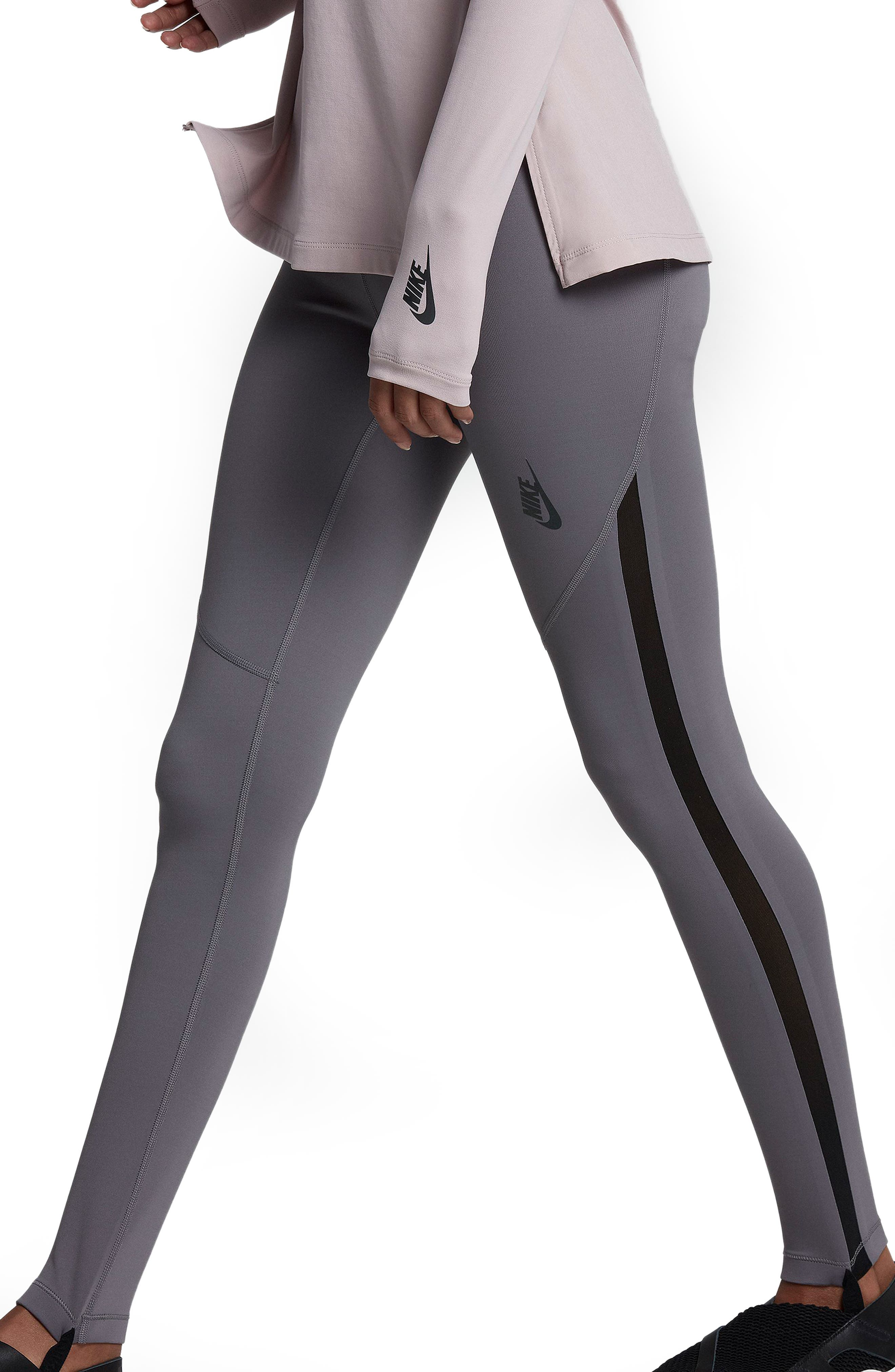 NikeLab NK One Tights,                             Alternate thumbnail 6, color,