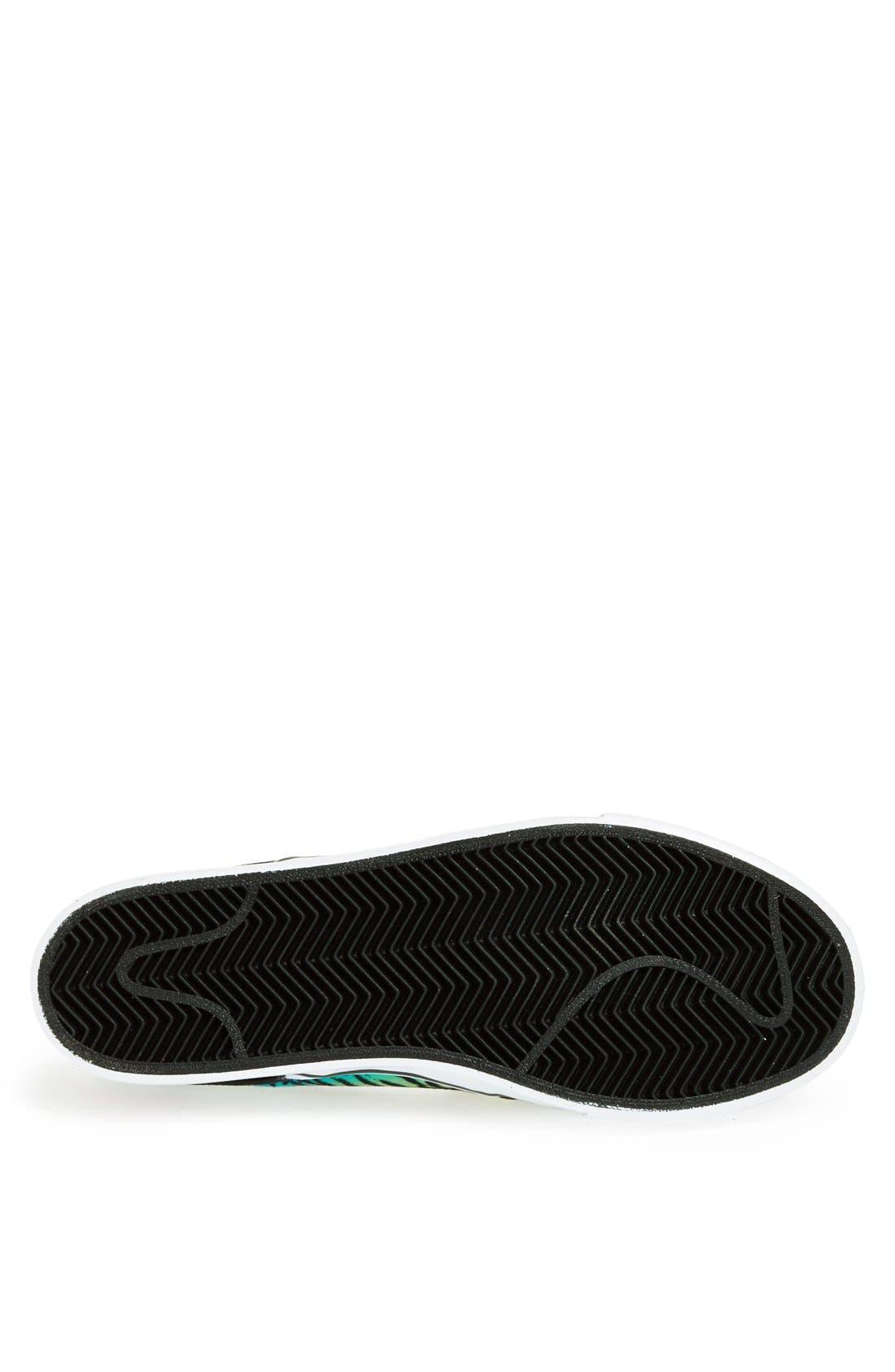 Zoom - Stefan Janoski SB Canvas Skate Shoe,                             Alternate thumbnail 173, color,