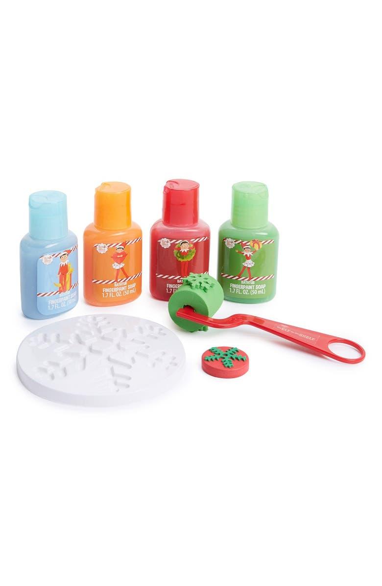 Fingerpaint Soaps Elf On The ShelfsupR Sup Snowflake