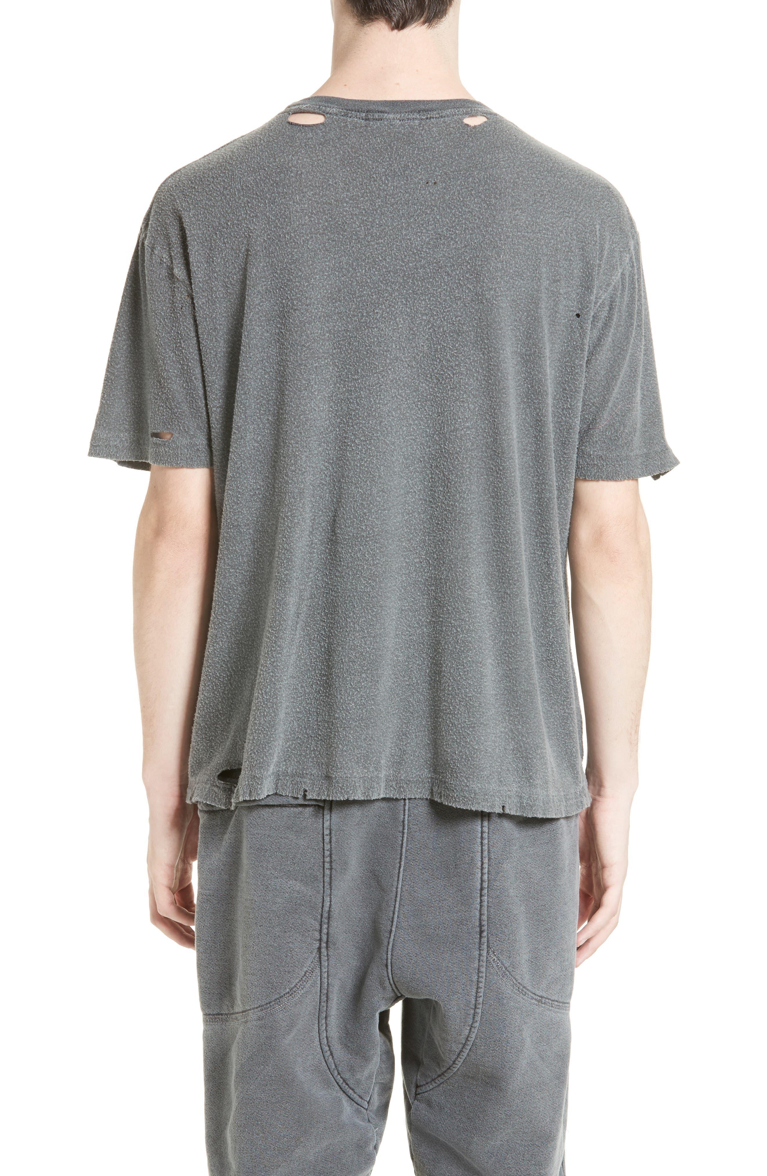 Finnis Destroyed T-Shirt,                             Alternate thumbnail 5, color,