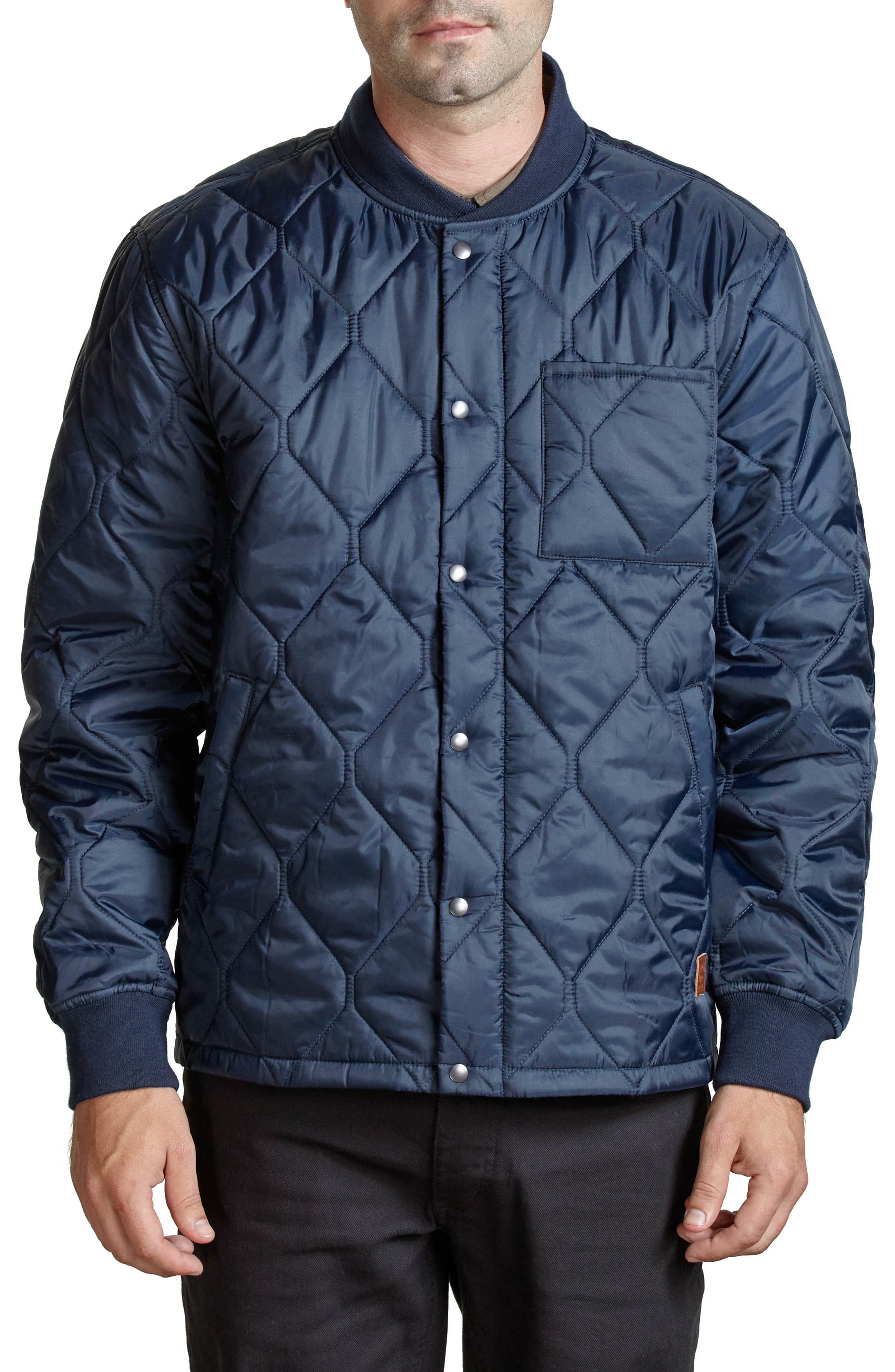 Crawford Quilted Jacket,                             Main thumbnail 4, color,