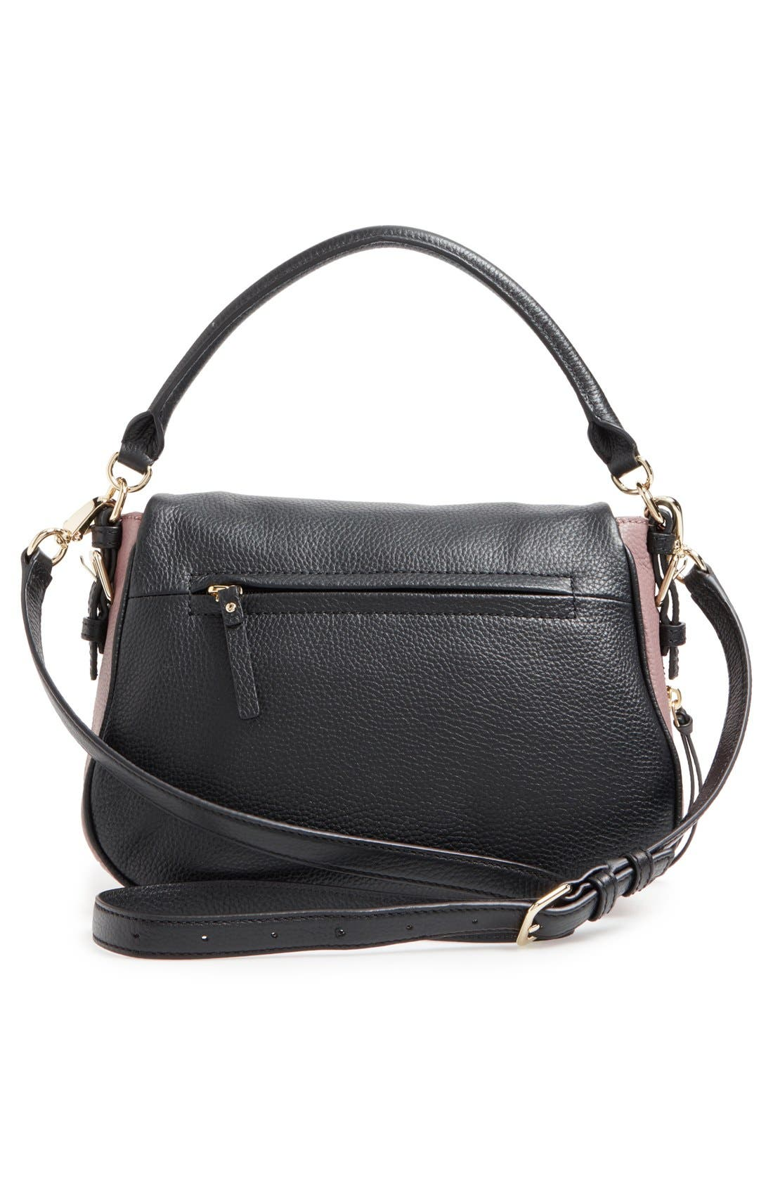 cobble hill - deva leather crossbody bag,                             Alternate thumbnail 22, color,