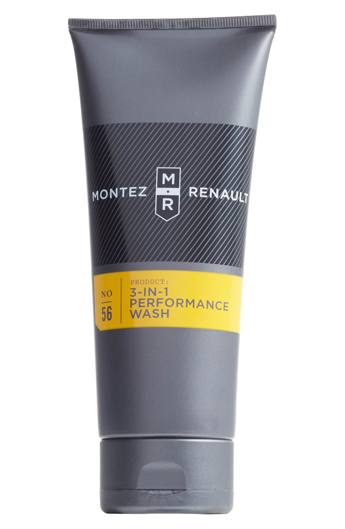 'No. 56' 3-in-1 Performance Body Wash,                             Main thumbnail 1, color,                             000