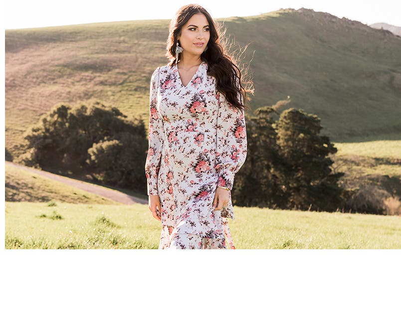 30% off new Rachel Parcell. Gorgeous prints. Effortless fits. Stunning details.