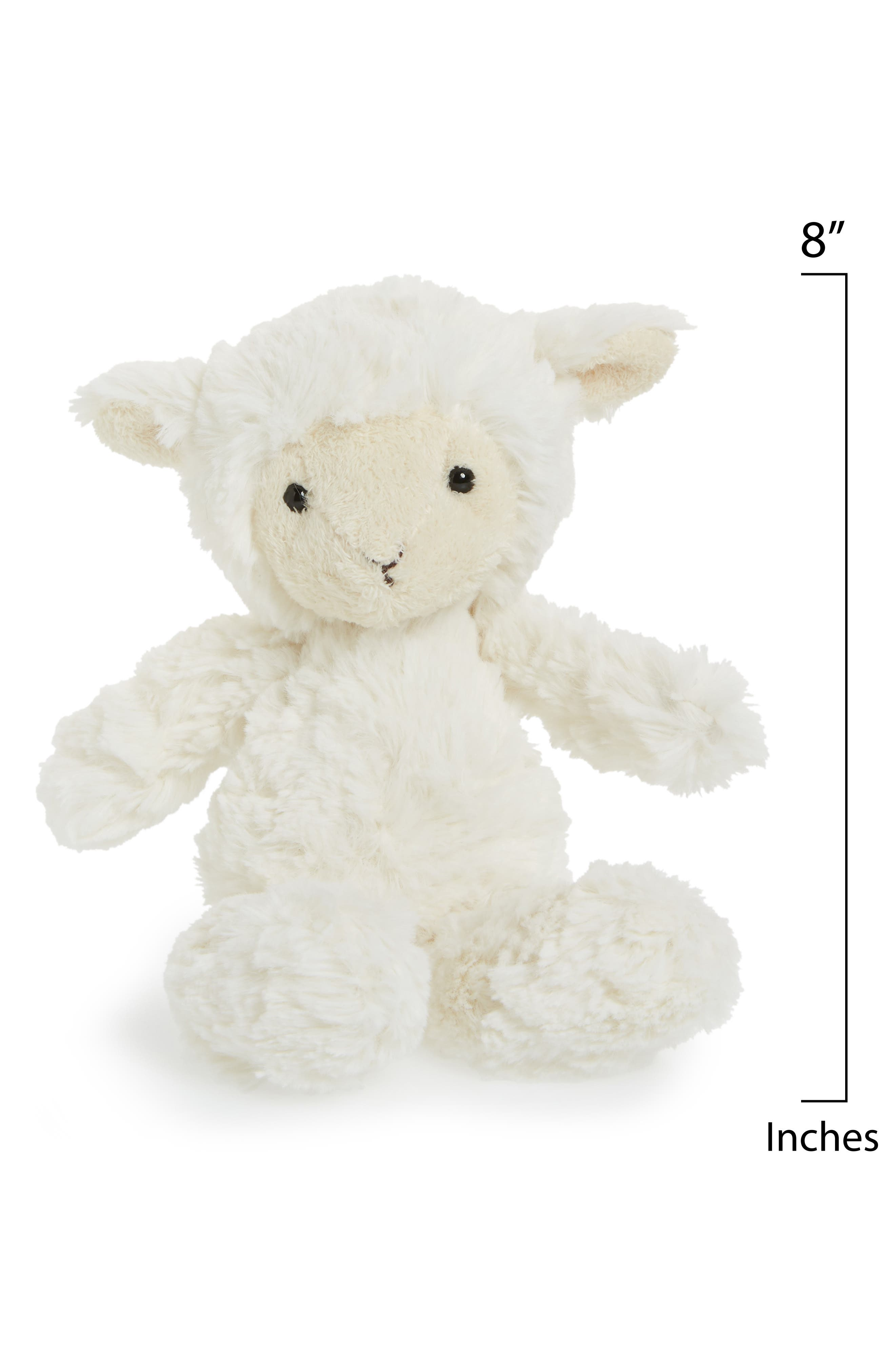 Squiggle Lamb Stuffed Animal,                             Alternate thumbnail 2, color,                             250