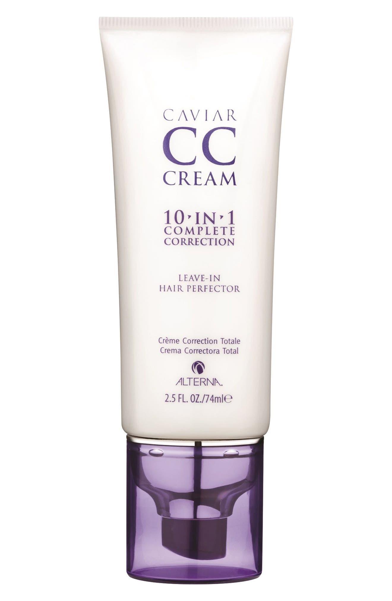 ALTERNA<SUP>®</SUP> Caviar Anti-Aging CC Cream, Main, color, 000