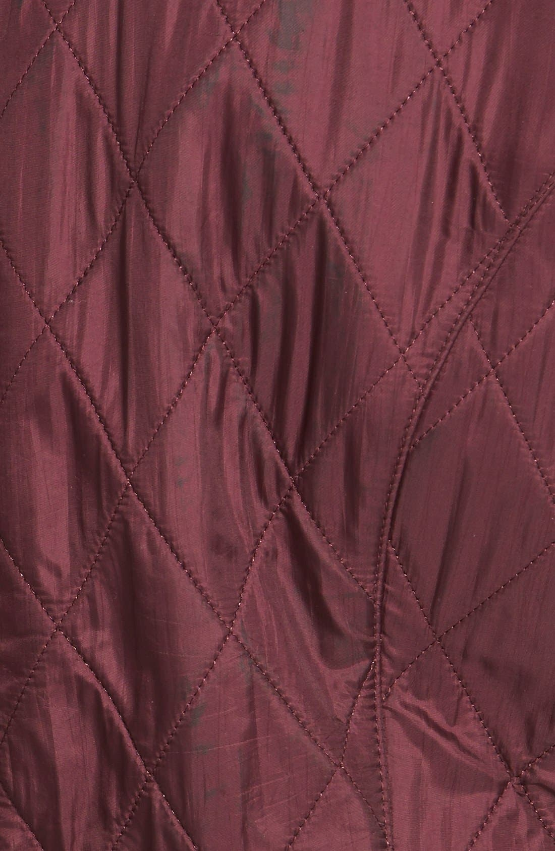 'Cavalry' Quilted Jacket,                             Alternate thumbnail 37, color,