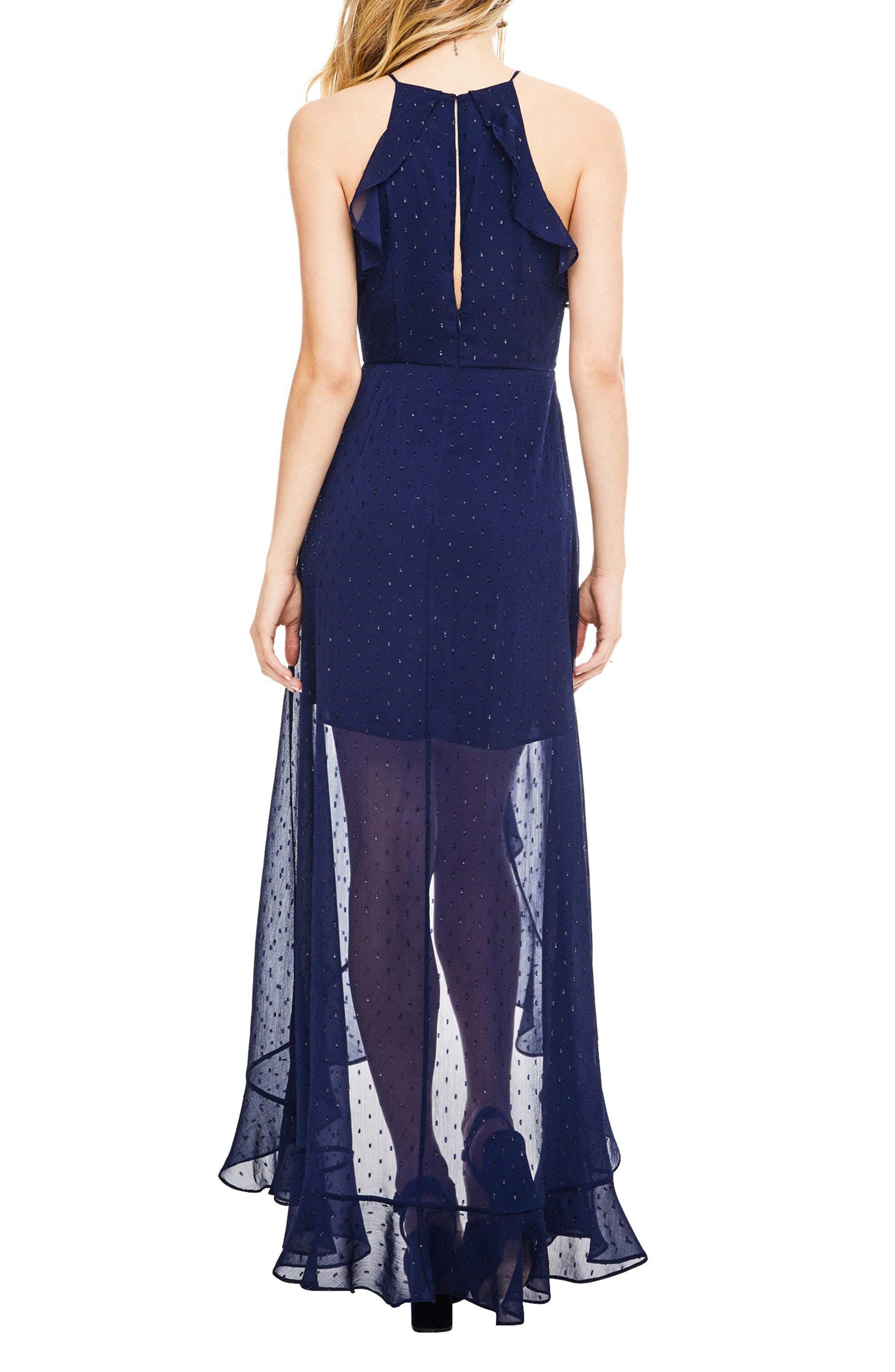 Arielle Maxi Dress,                             Alternate thumbnail 4, color,