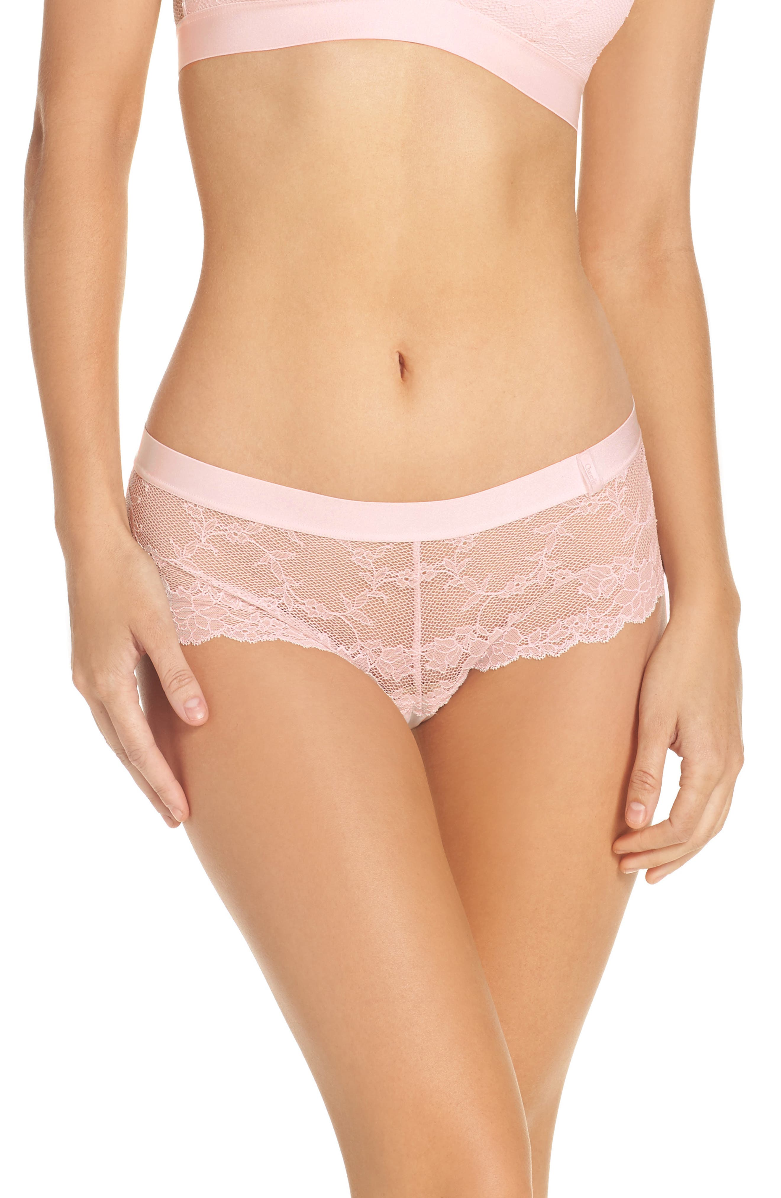 Everyday Lace Hipster Panties,                             Main thumbnail 2, color,
